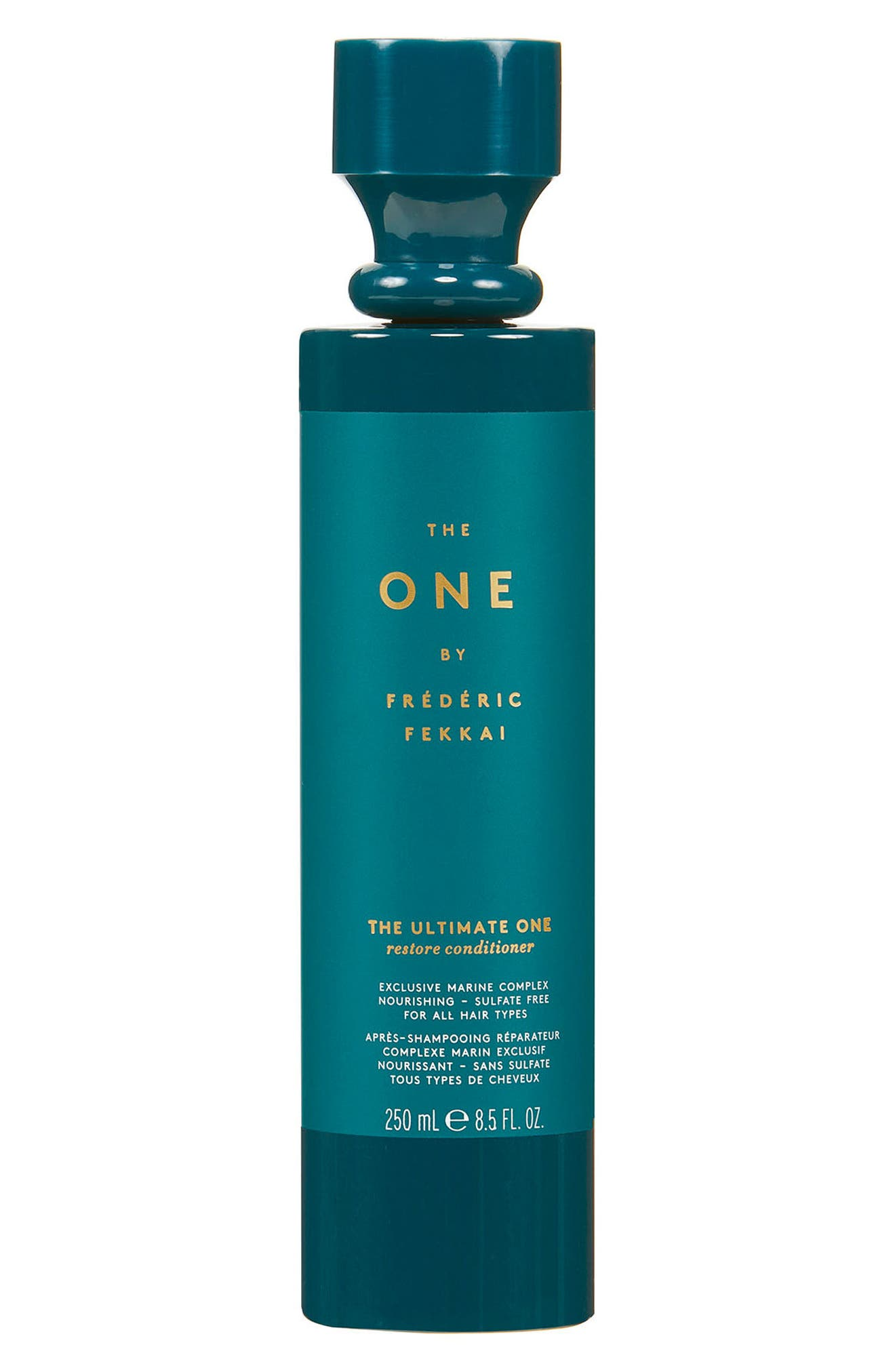 The One by Frédéric Fekkai The Ultimate One Restore Conditioner,                             Main thumbnail 1, color,                             NO COLOR