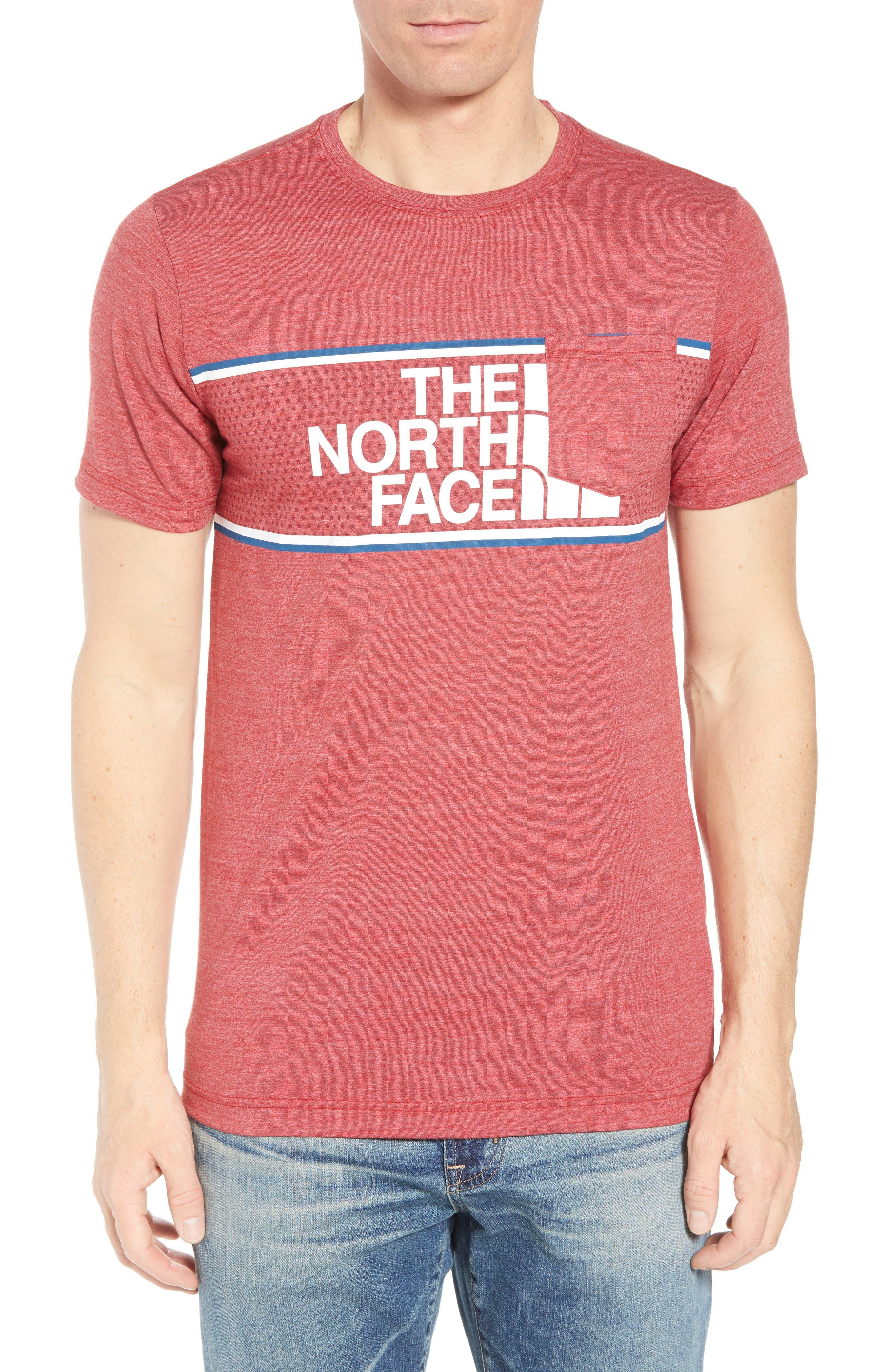 Americana Crewneck T-Shirt,                             Main thumbnail 3, color,