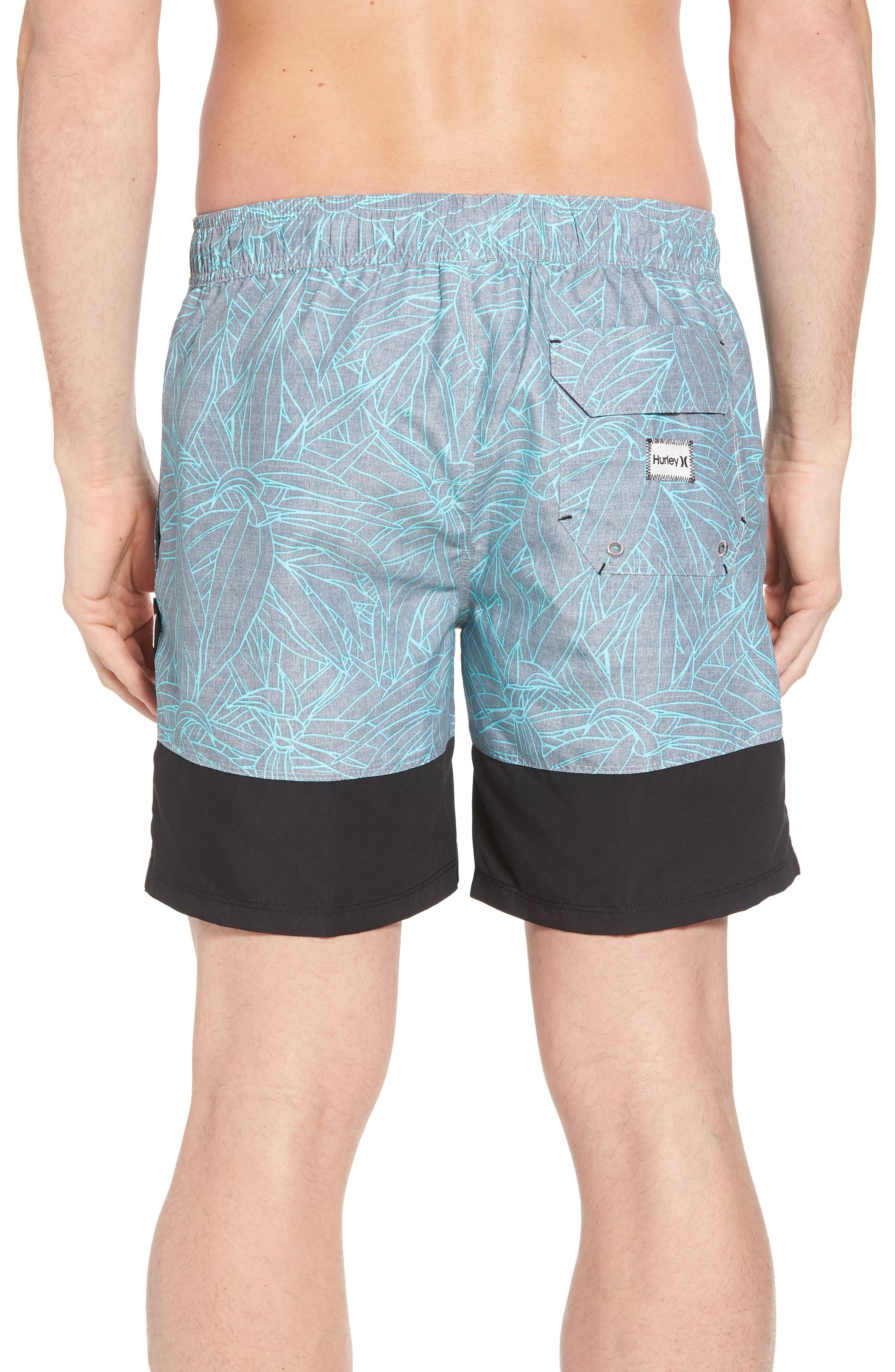 Pupkea Volley Board Shorts,                             Alternate thumbnail 2, color,                             065