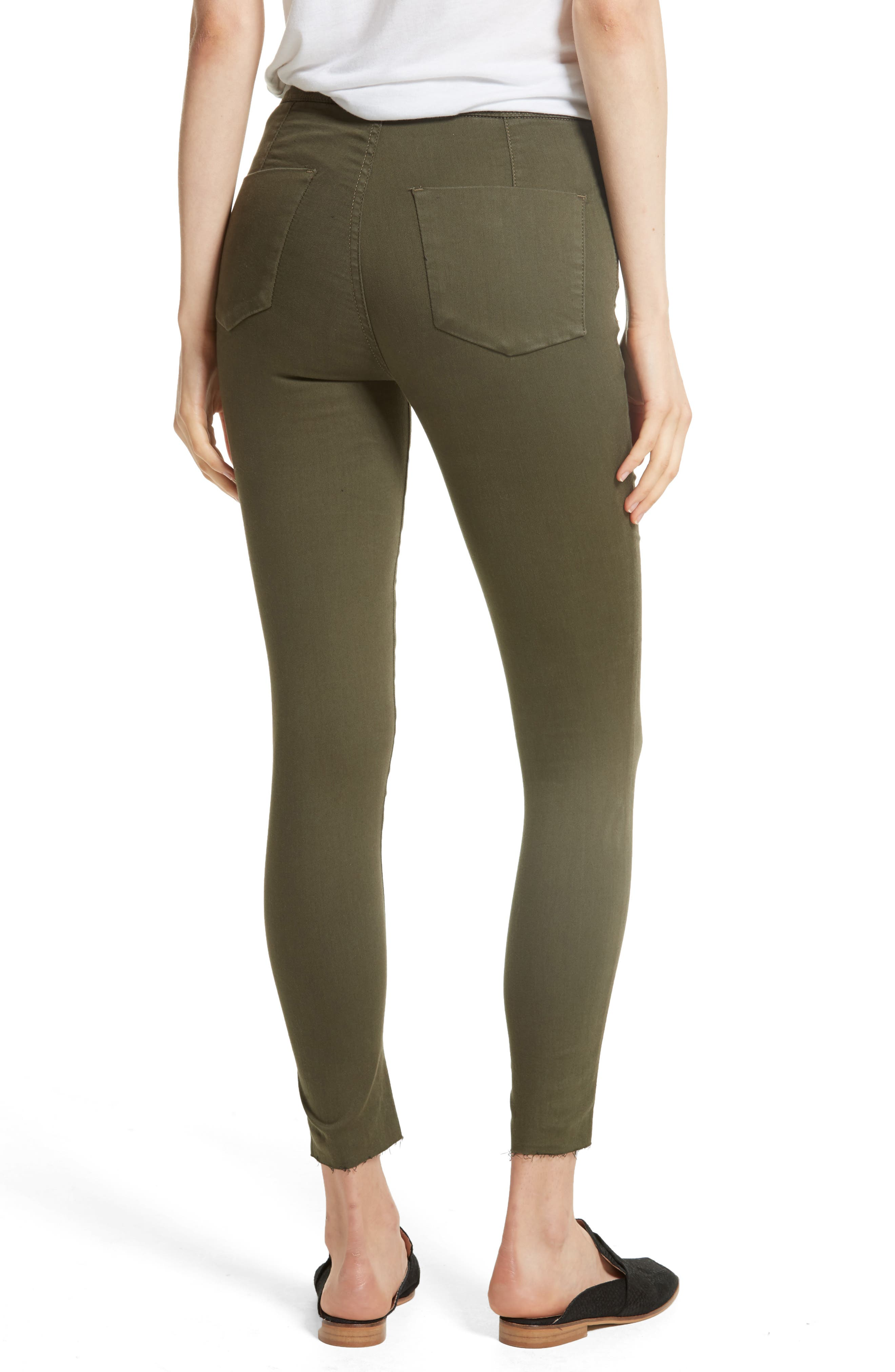We the Free by Free People Easy Goes It Leggings,                             Alternate thumbnail 2, color,                             203