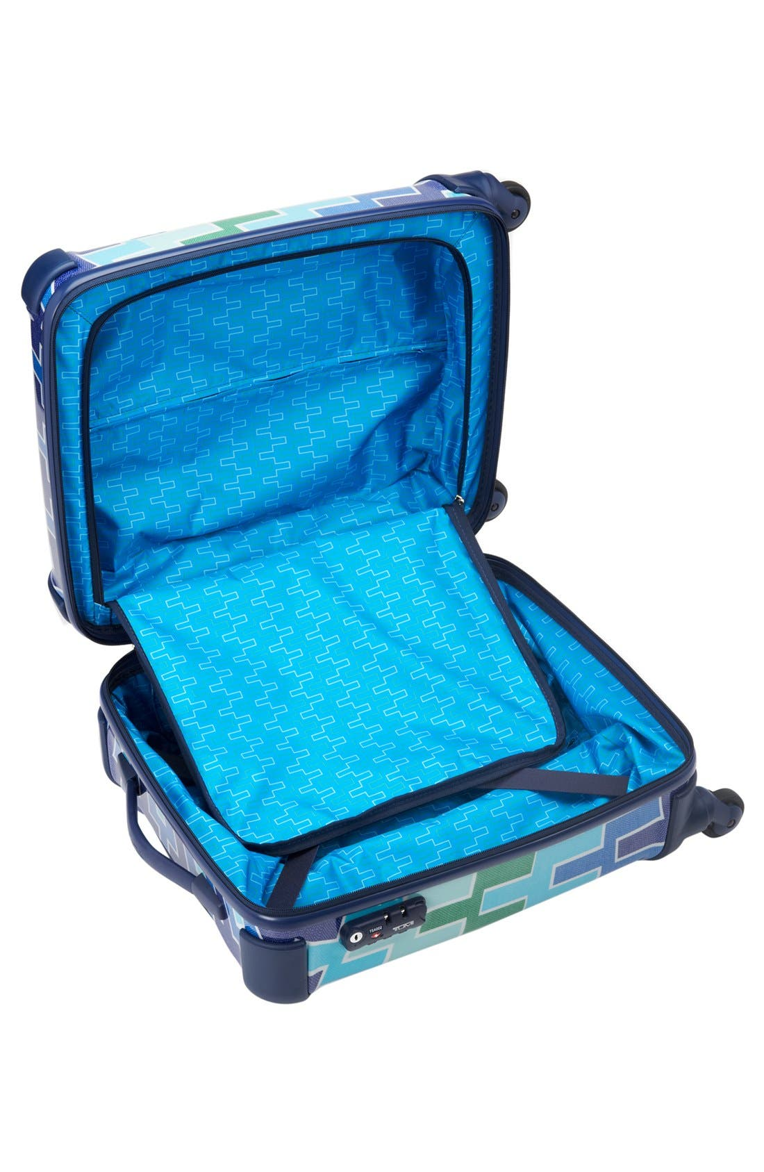 'Vapor<sup>™</sup> - Jonathan Adler' Continental Carry-On,                             Alternate thumbnail 6, color,                             425