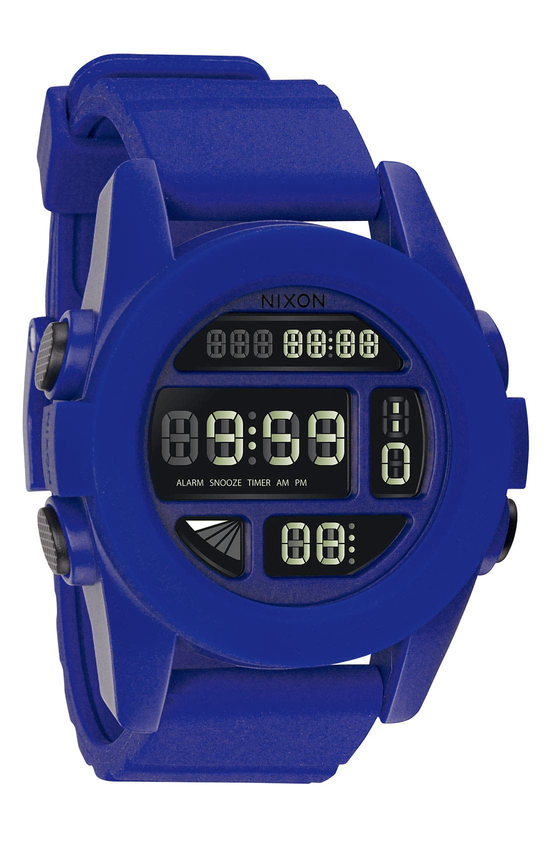 'The Unit' Round Digital Watch, 44mm,                             Main thumbnail 10, color,