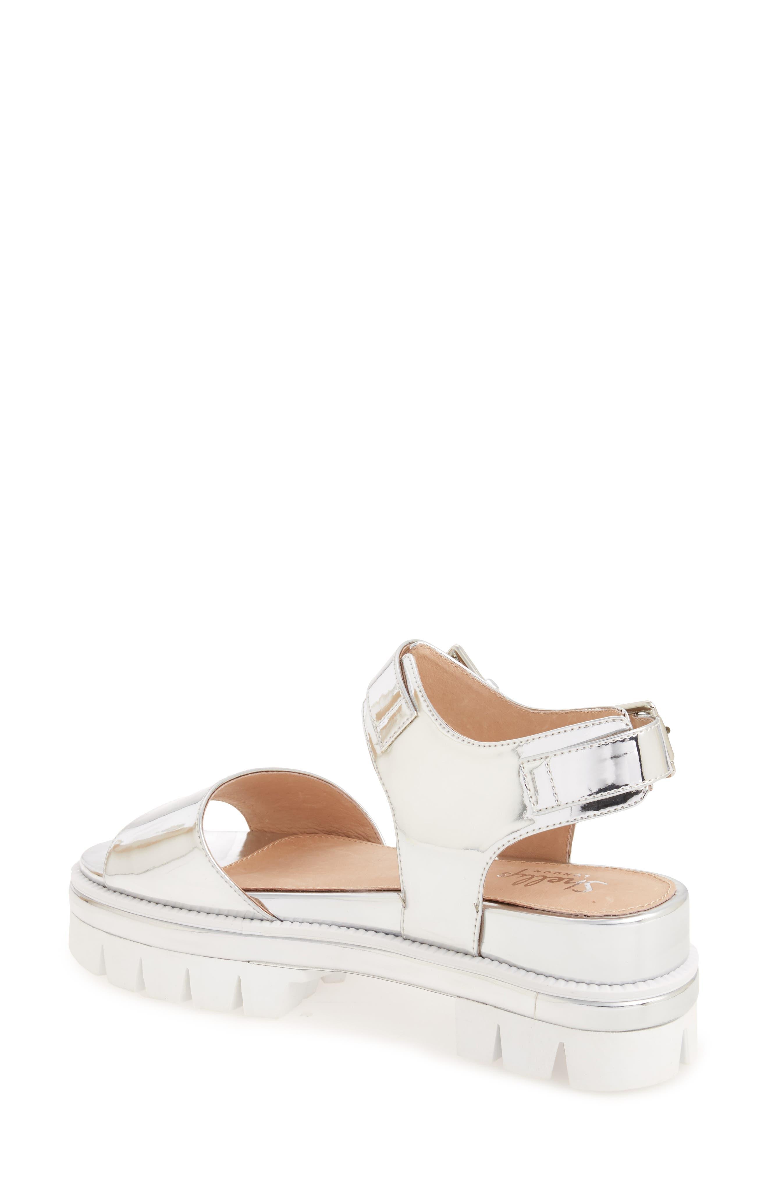Dita Platform Sandal,                             Alternate thumbnail 2, color,                             040