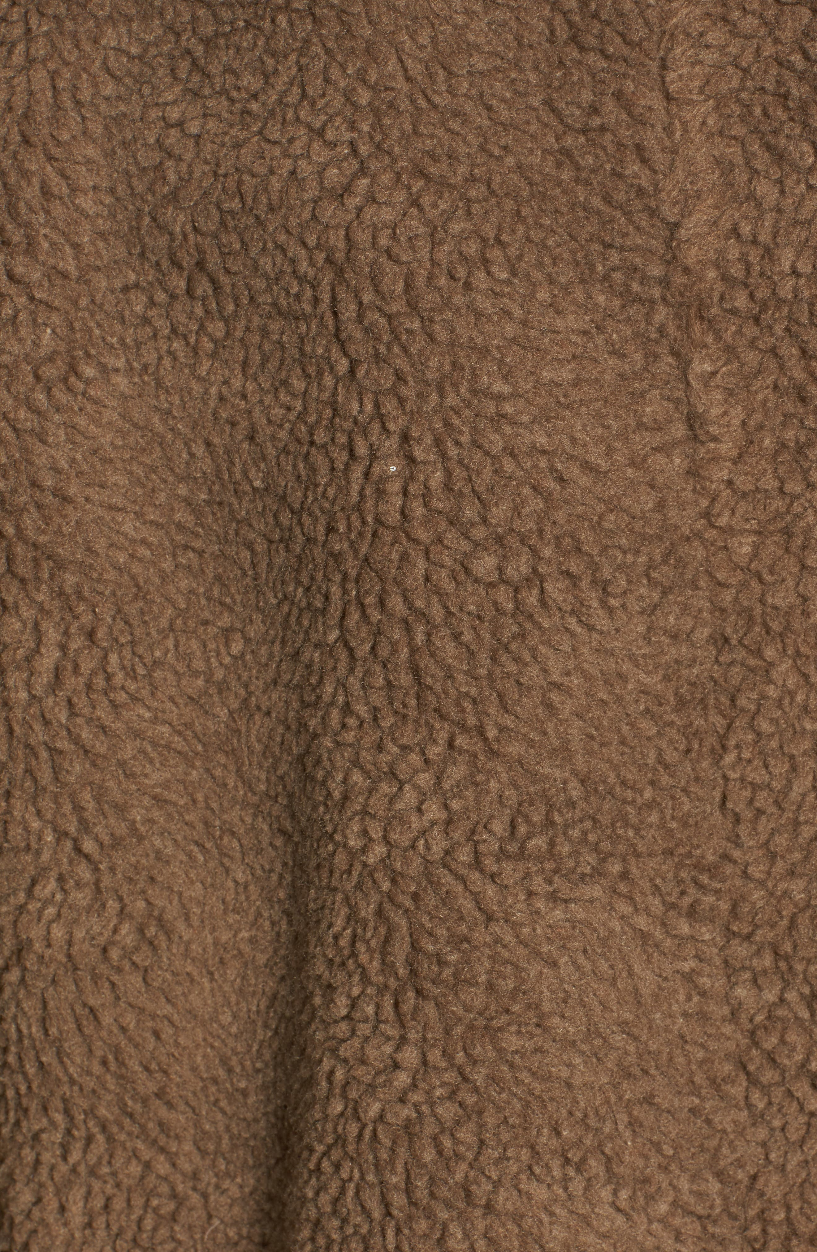 Reversible Fleece Jacket,                             Alternate thumbnail 6, color,                             239