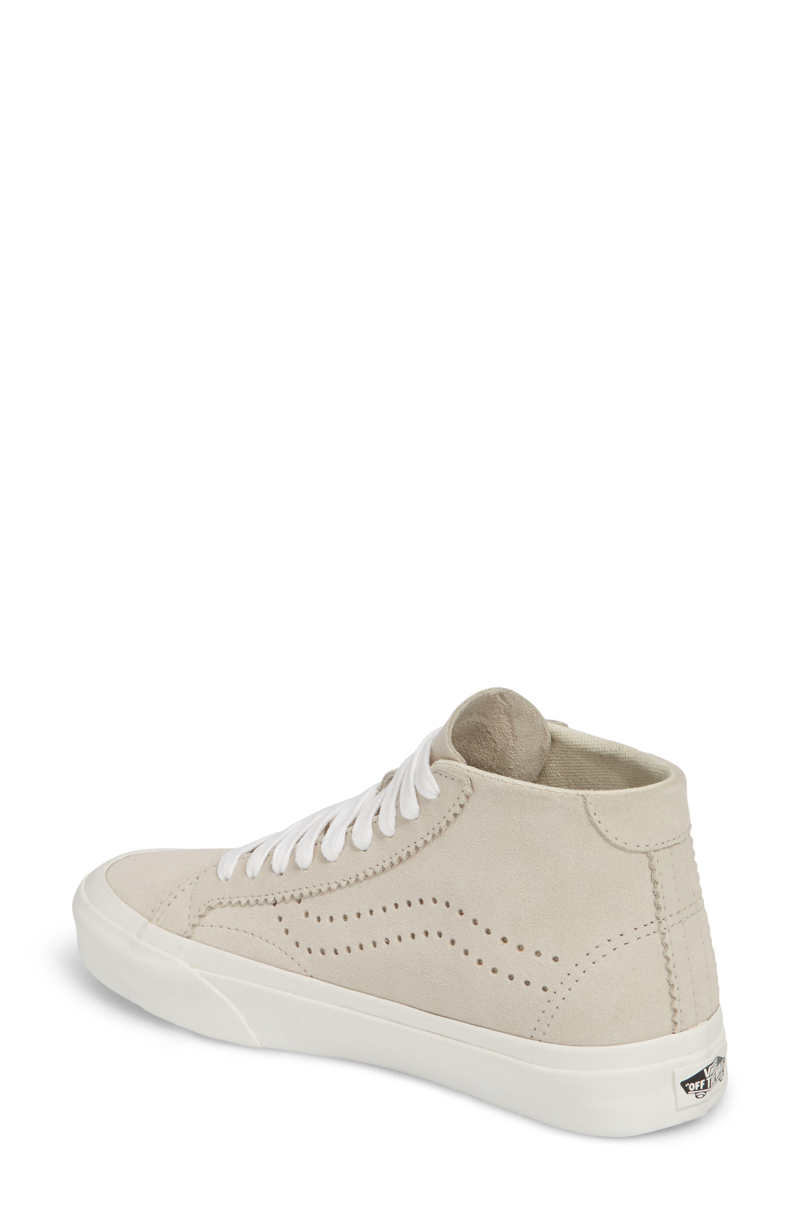 Court DX Mid Sneaker,                             Alternate thumbnail 4, color,