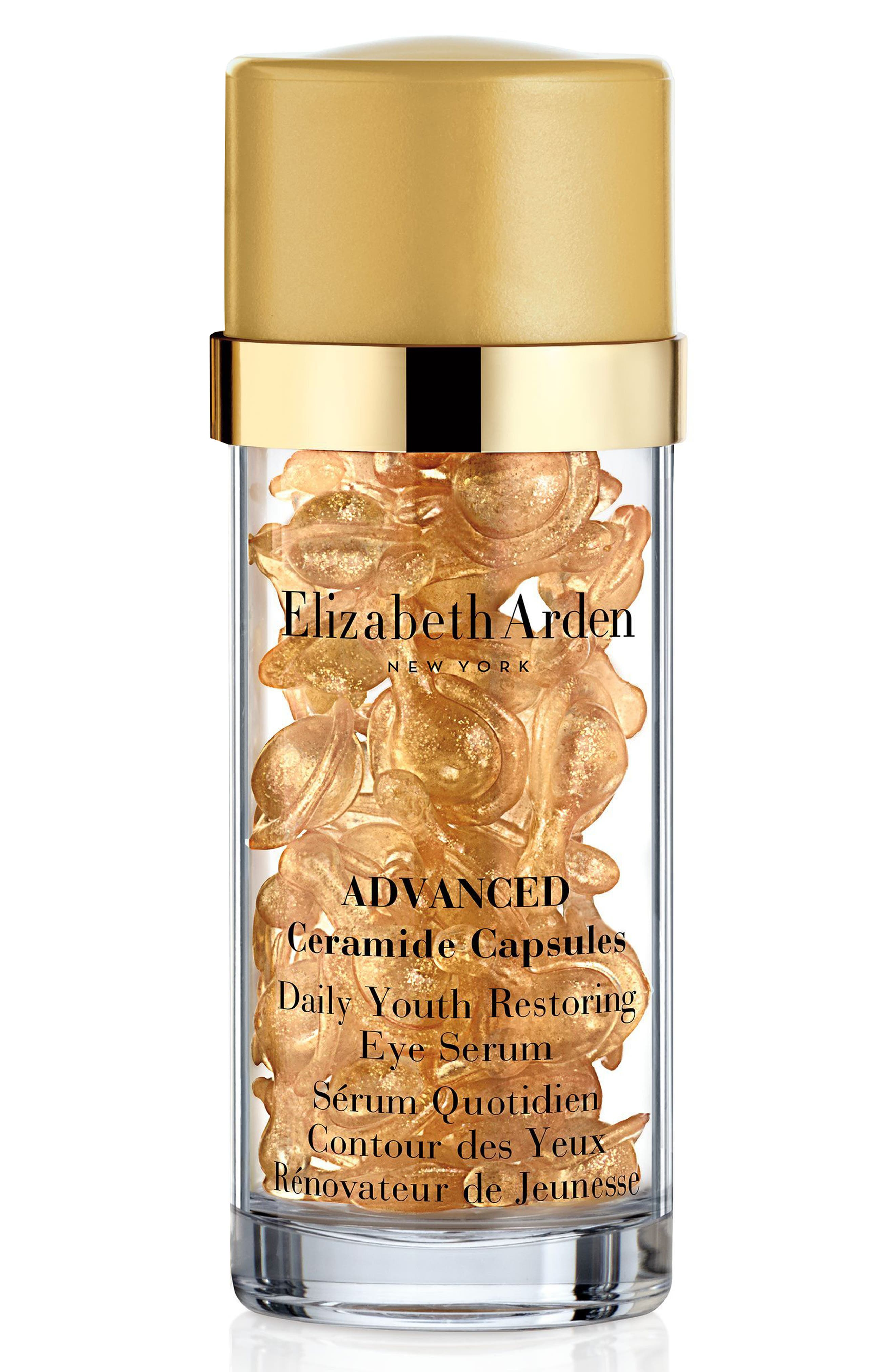Advanced Ceramide Capsules Daily Youth Restoring Eye Serum,                         Main,                         color, NO COLOR