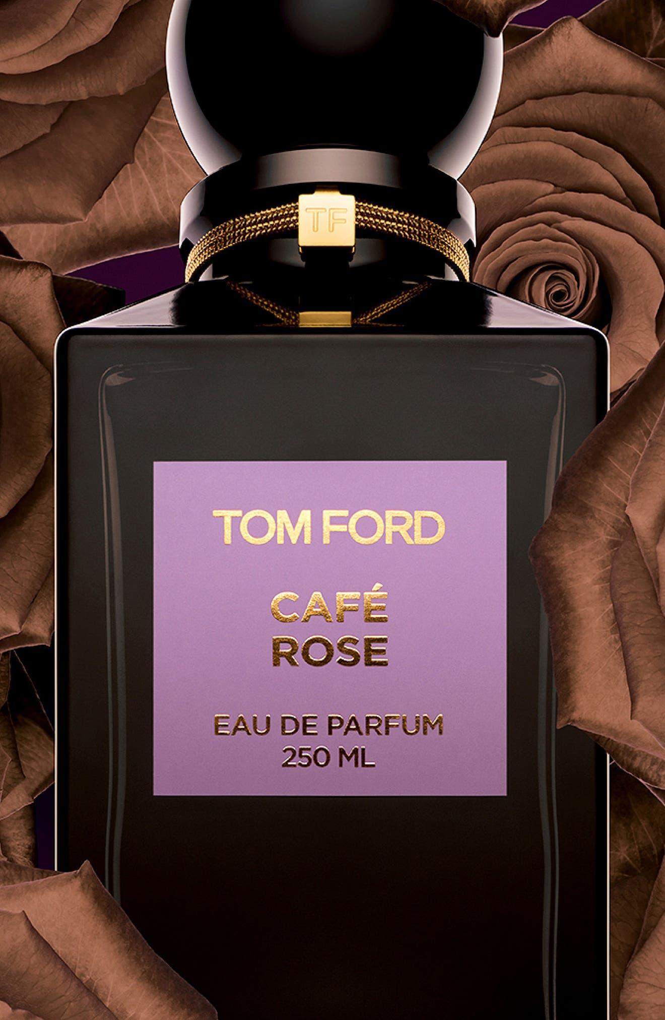 Private Blend Café Rose Eau de Parfum,                             Alternate thumbnail 8, color,                             NO COLOR
