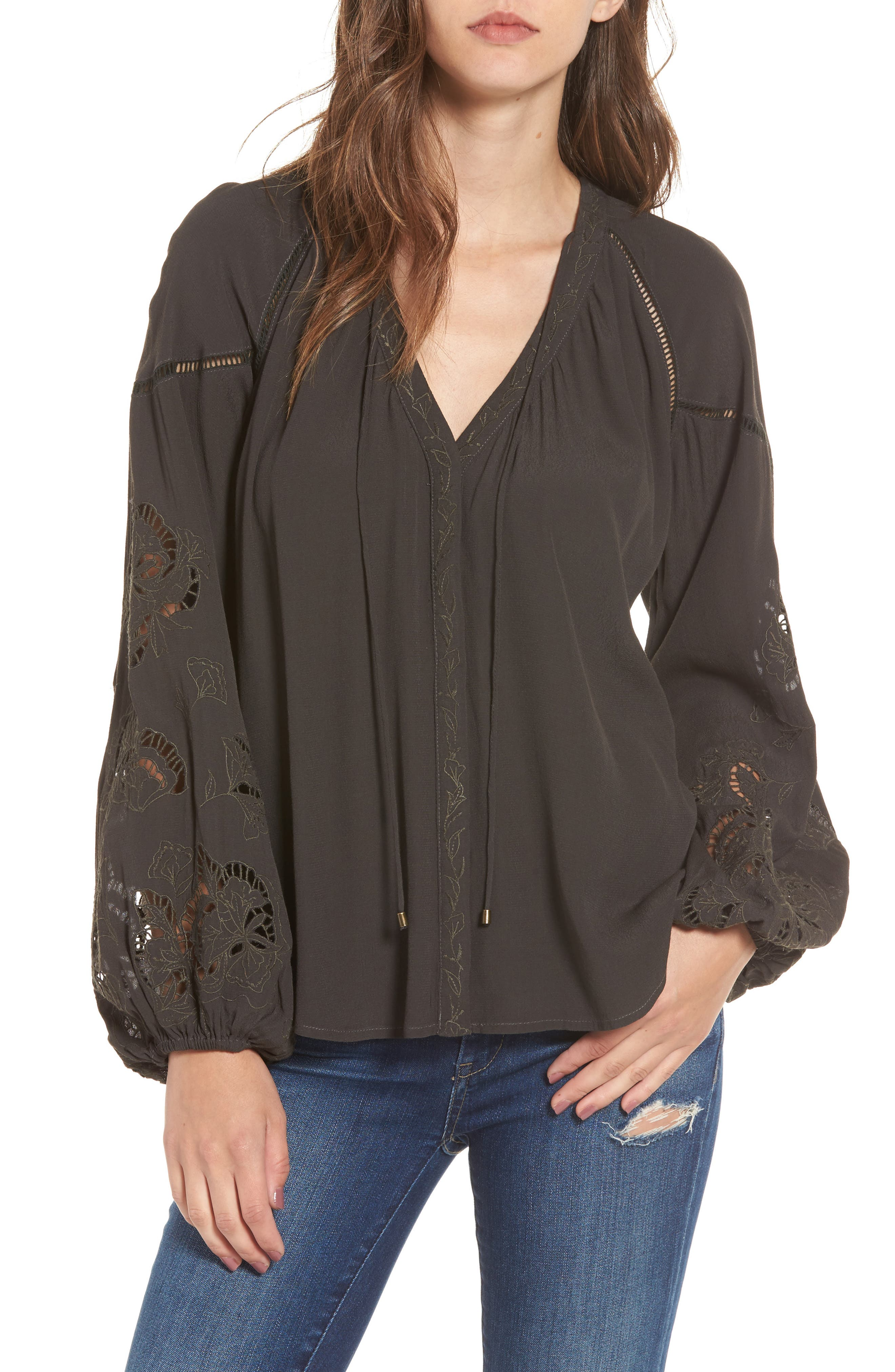 Jennie Blouse,                             Main thumbnail 1, color,                             021