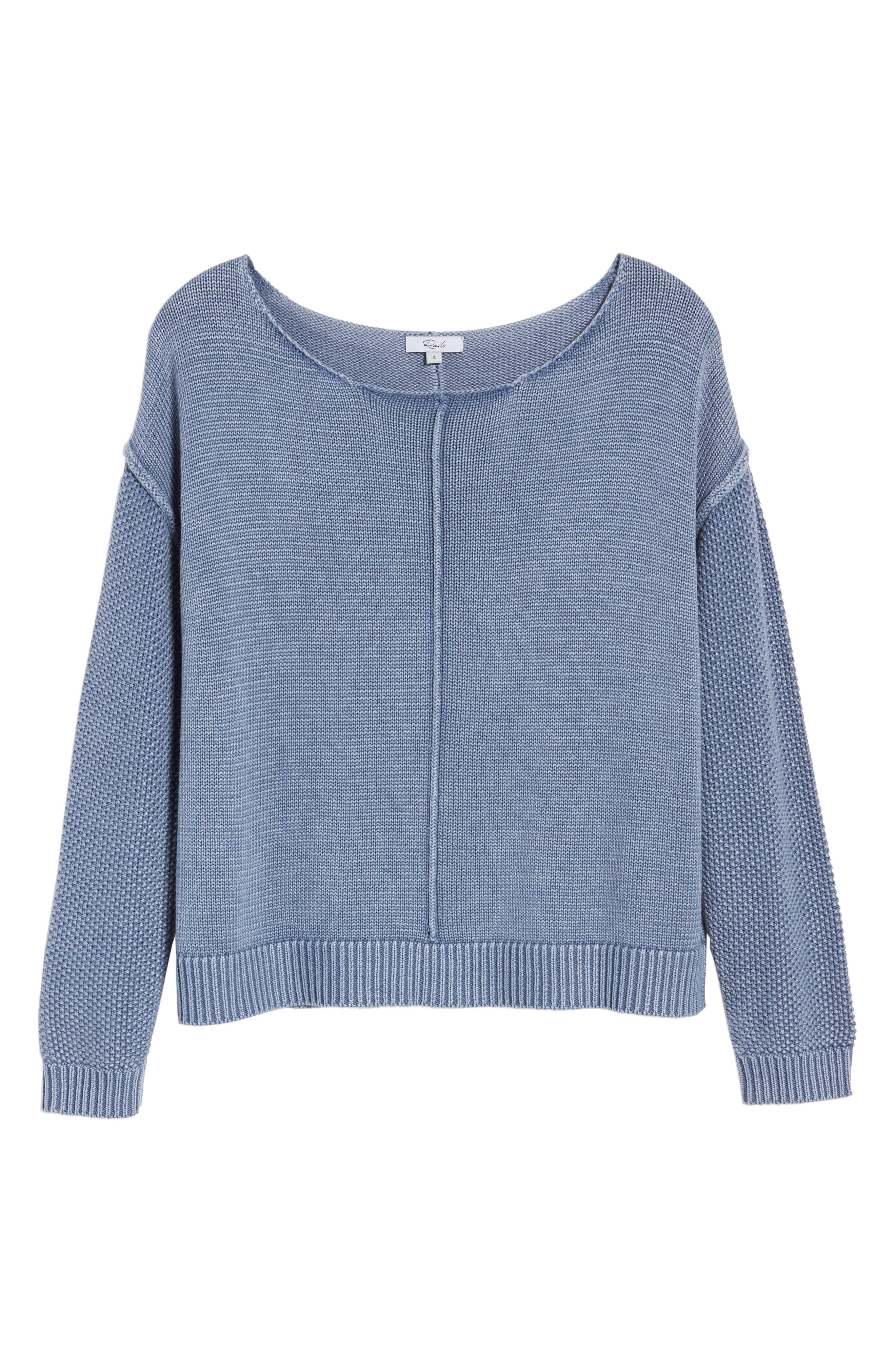 Erin Knit Sweater,                             Alternate thumbnail 7, color,                             410
