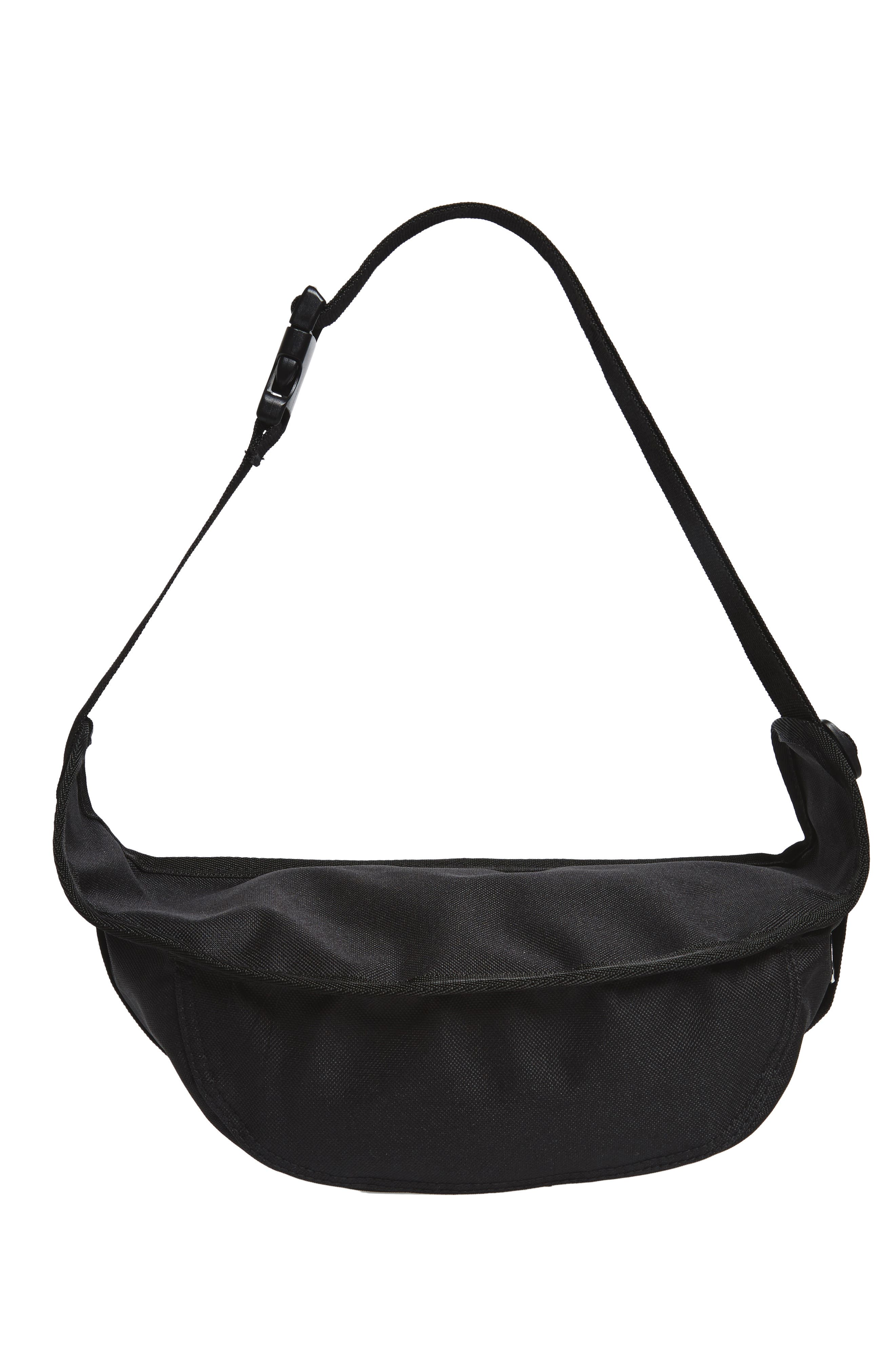 Drop Out Sling Bag,                             Alternate thumbnail 7, color,                             001