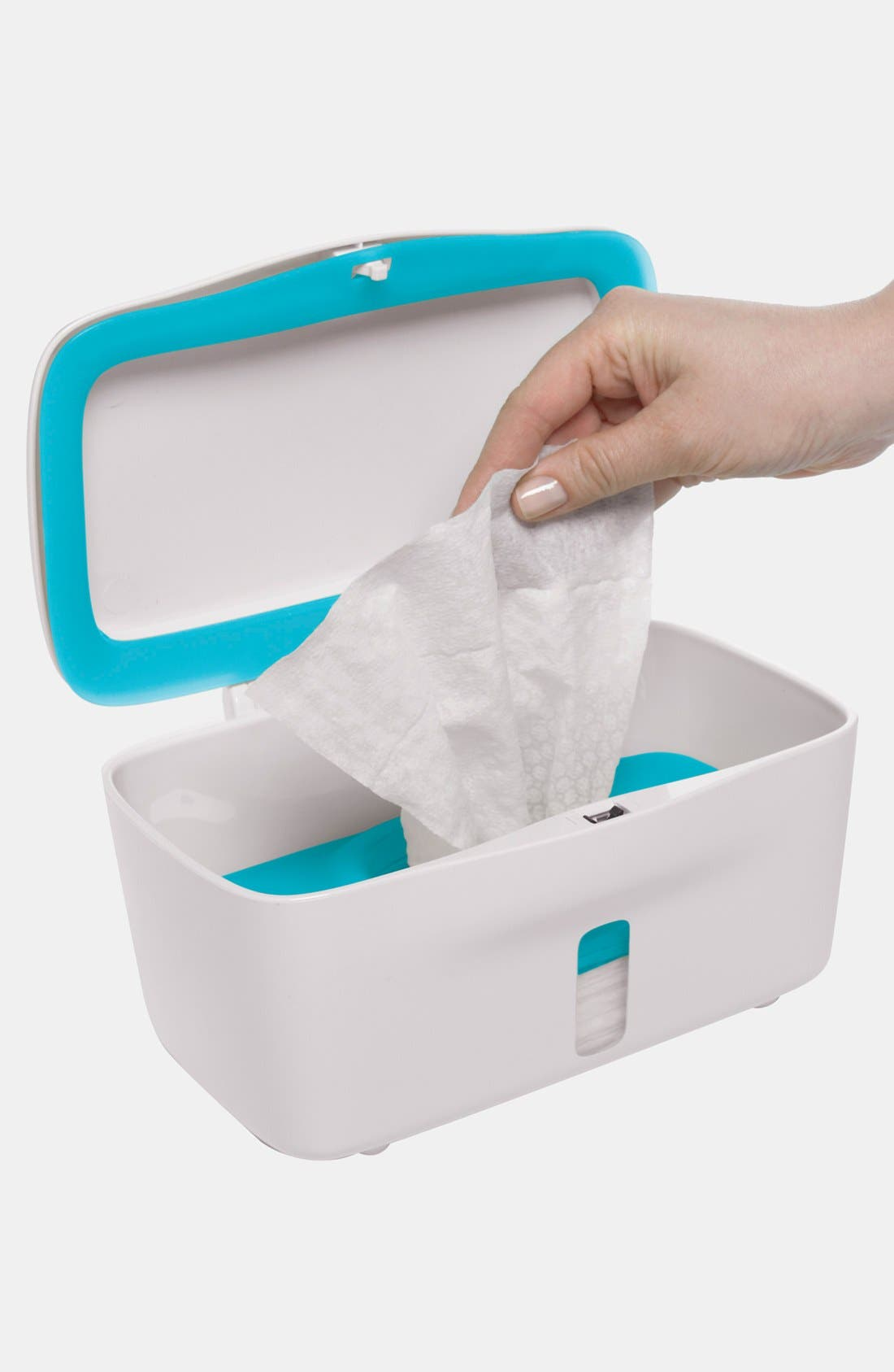'Perfect Pull<sup>™</sup>' Wipes Dispenser,                             Alternate thumbnail 17, color,