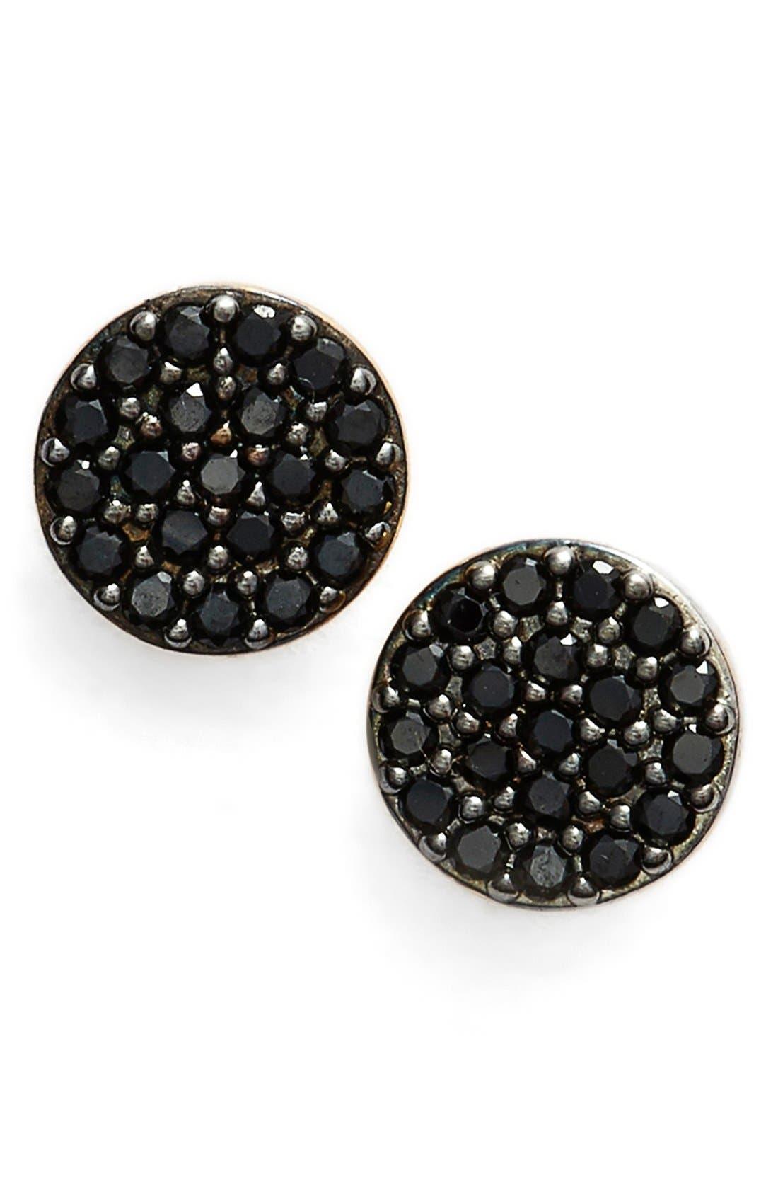 'Geo' Small Stud Earrings,                             Main thumbnail 1, color,                             001