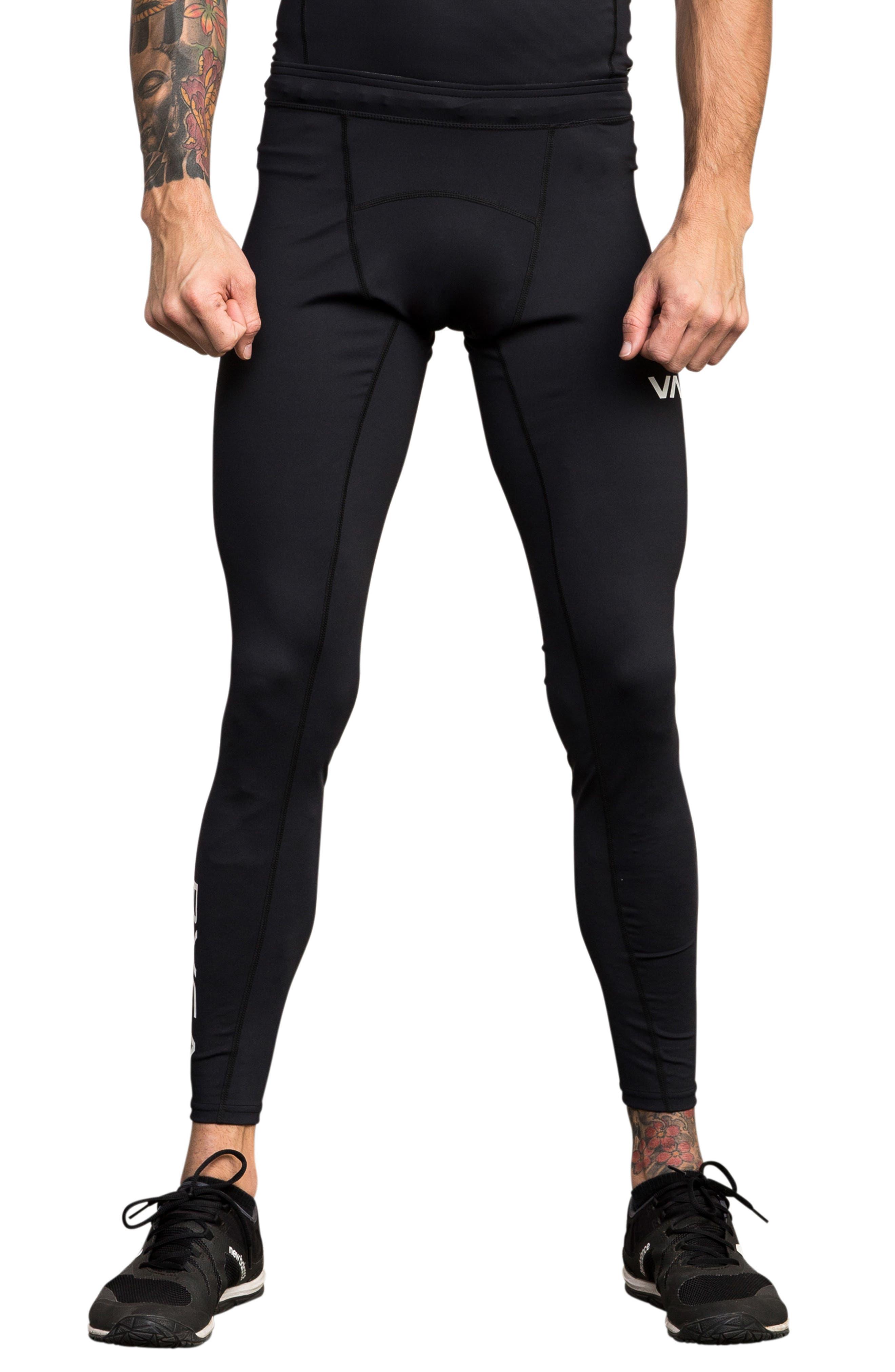 Performance Pants,                         Main,                         color, BLACK