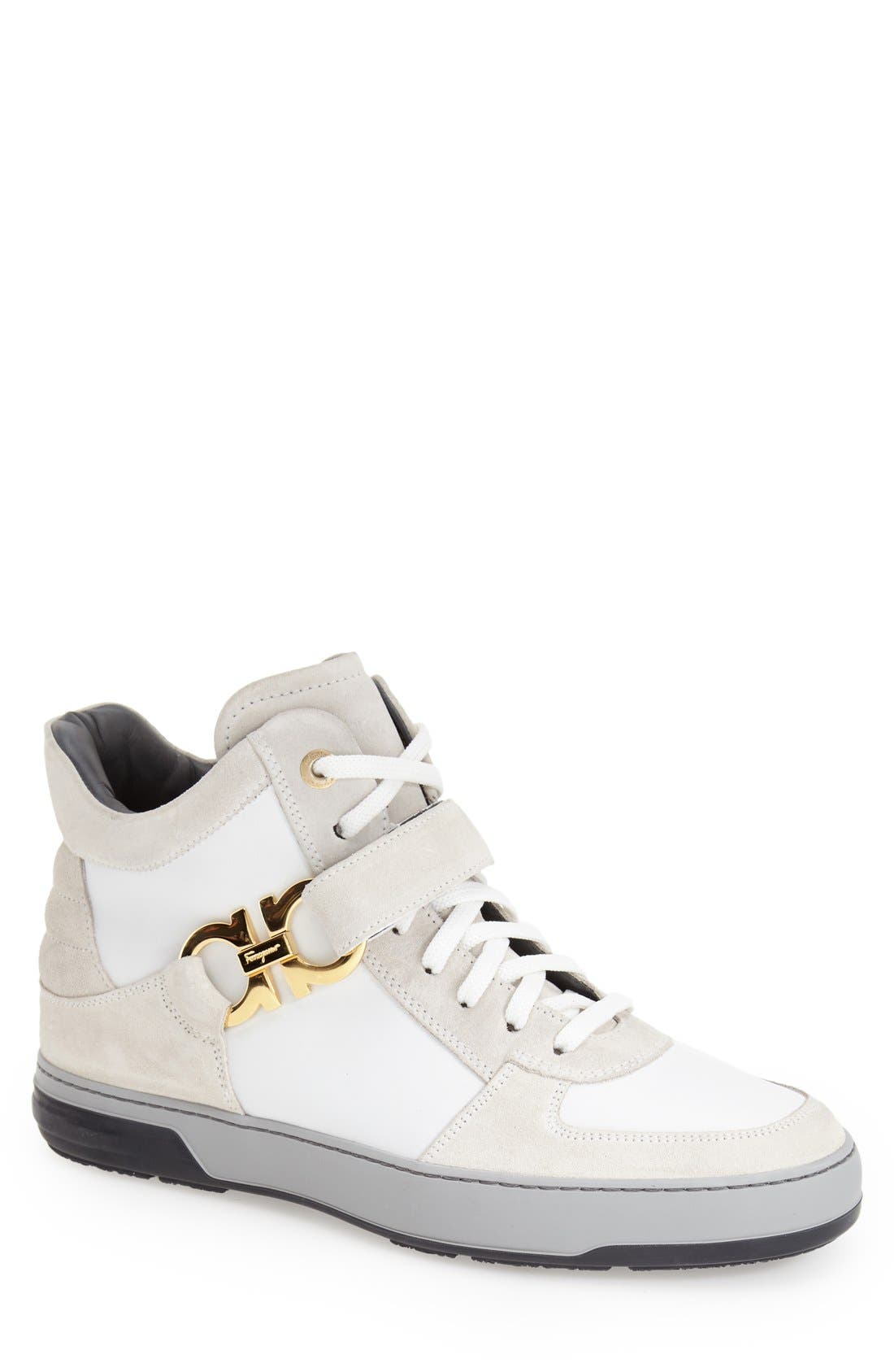 'Nayon' High Top Sneaker, Main, color, 286