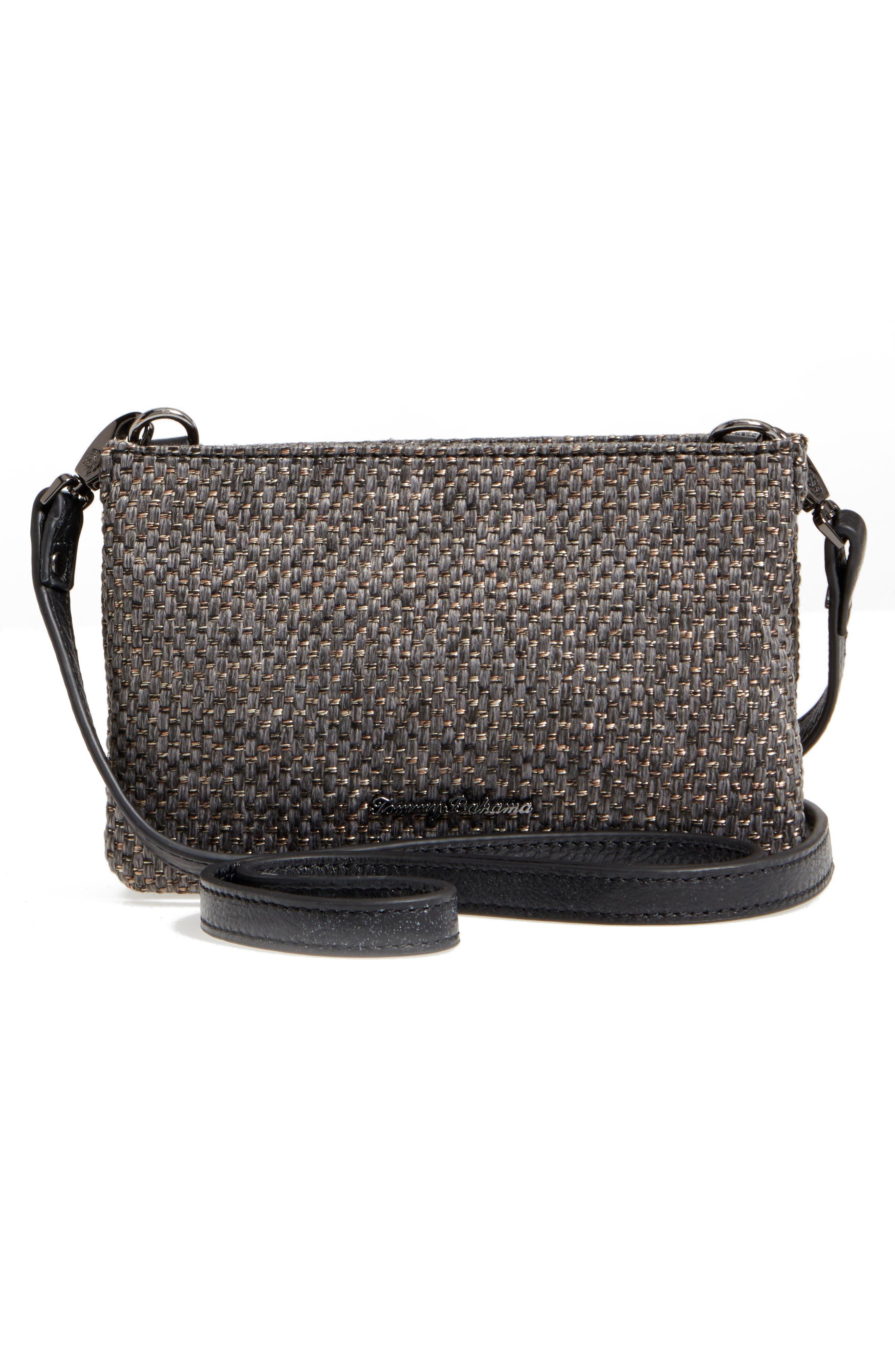 Katerini Leather Crossbody Wallet,                             Alternate thumbnail 16, color,