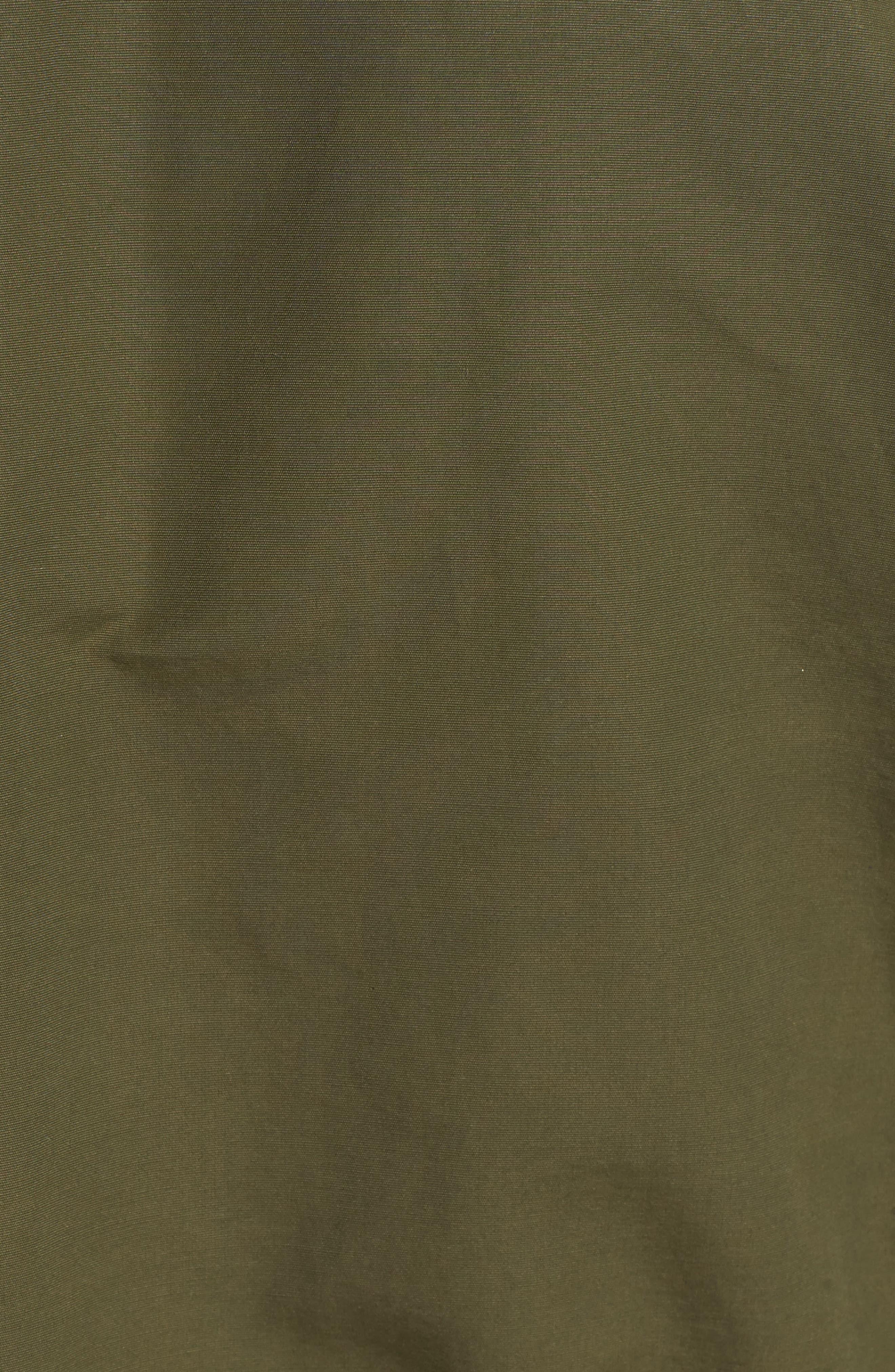 Military Field Jacket,                             Alternate thumbnail 6, color,                             313