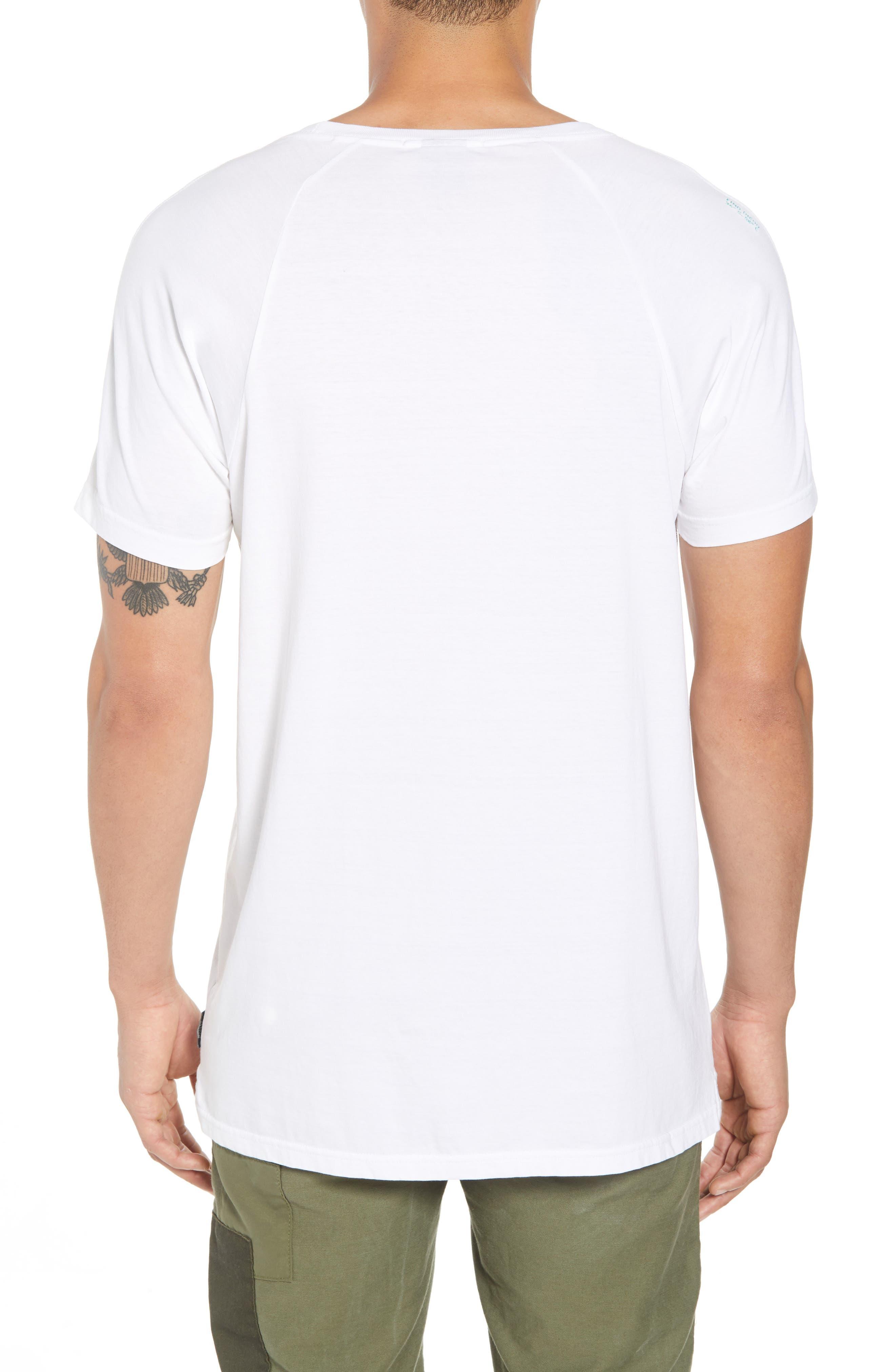 Indigo Lamplight T-Shirt,                             Alternate thumbnail 2, color,                             WHITE