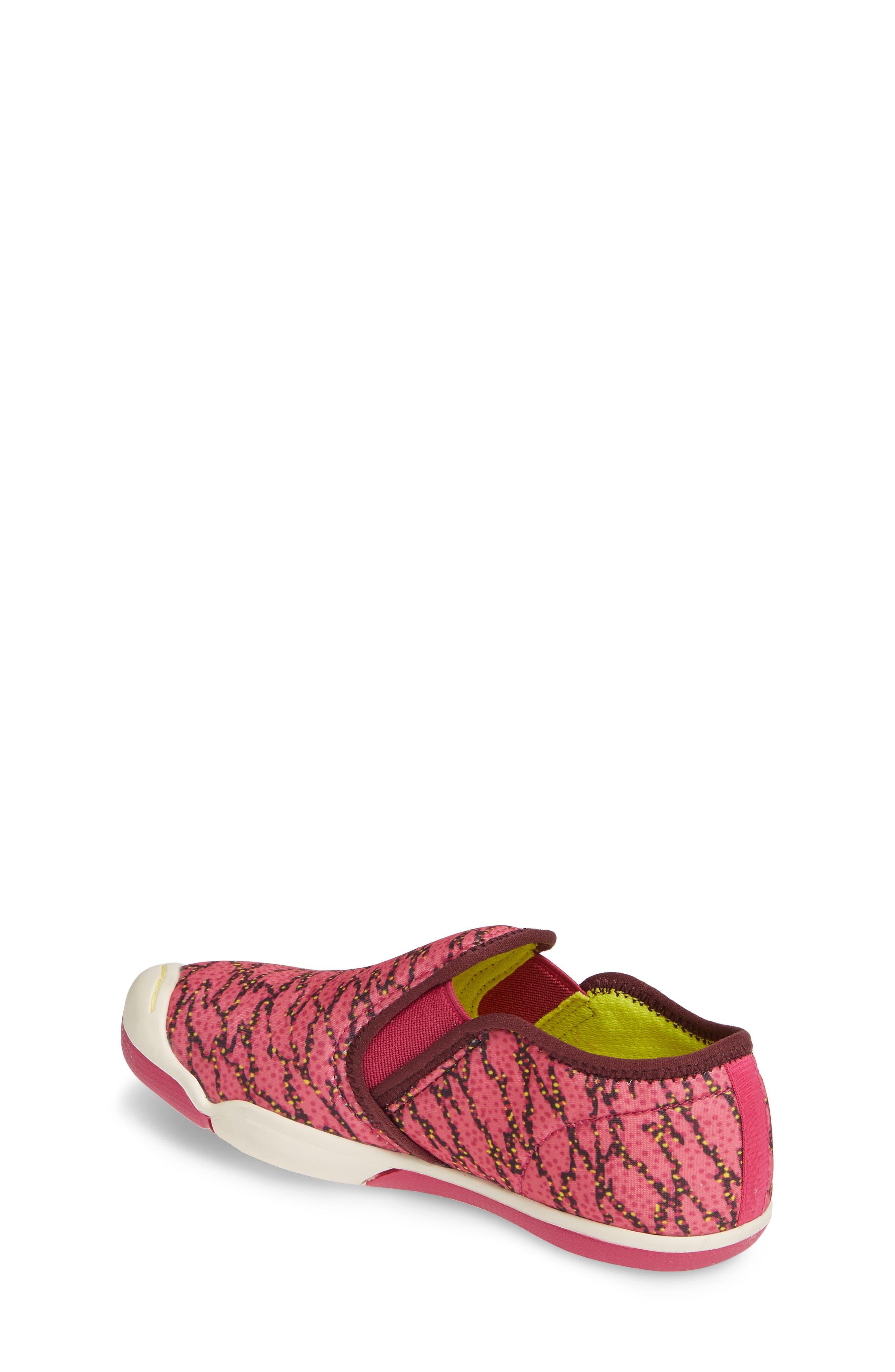 PLAE,                             Migi Slip-On Sneaker,                             Alternate thumbnail 2, color,                             ELECTRIC FUCHSIA SURGE