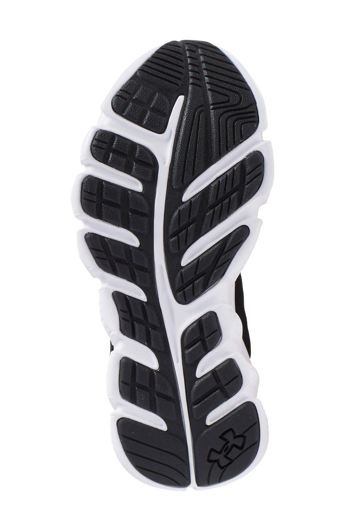 'Micro G<sup>®</sup> Assert VI' Running Shoe,                             Alternate thumbnail 6, color,                             001