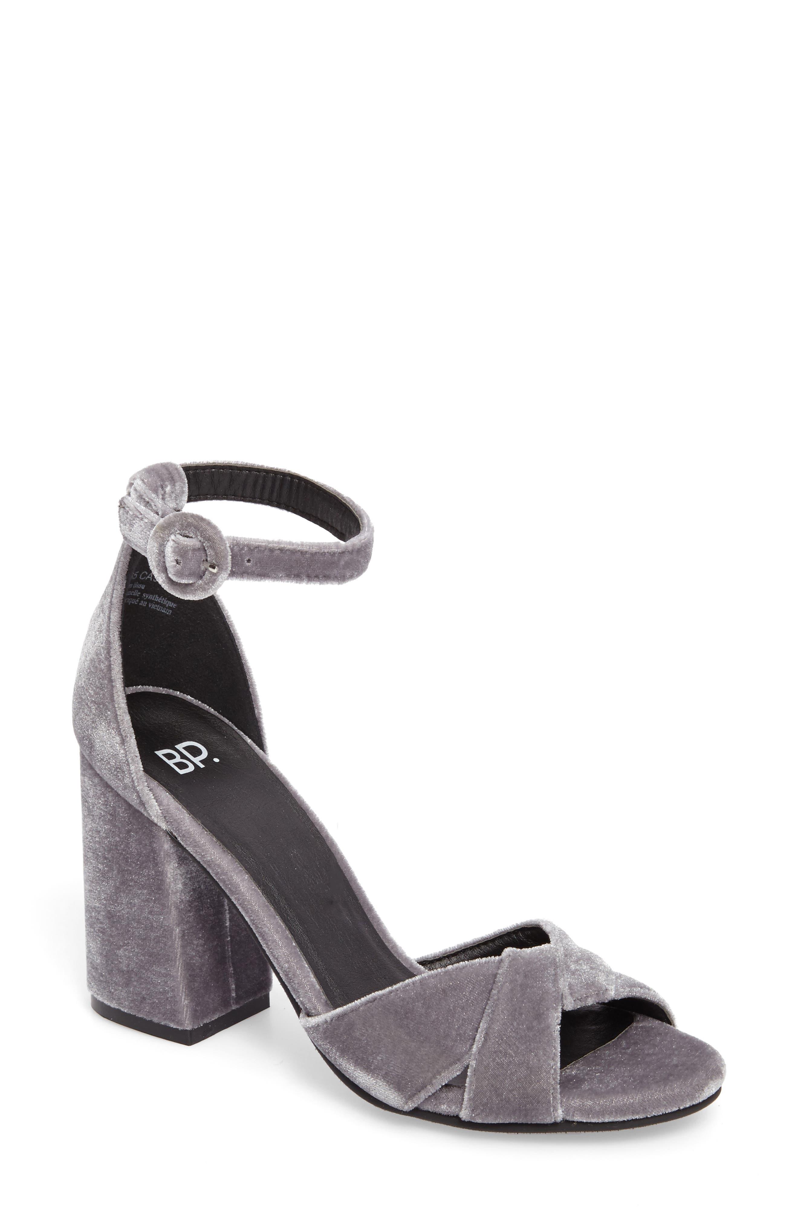 BP Casey Ankle Strap Sandal,                             Main thumbnail 2, color,