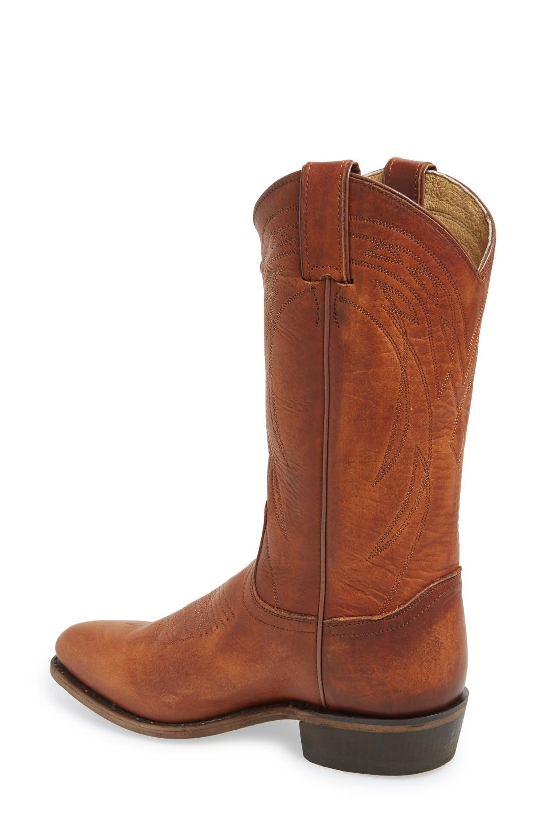 'Billy' Western Boot,                             Alternate thumbnail 4, color,                             235
