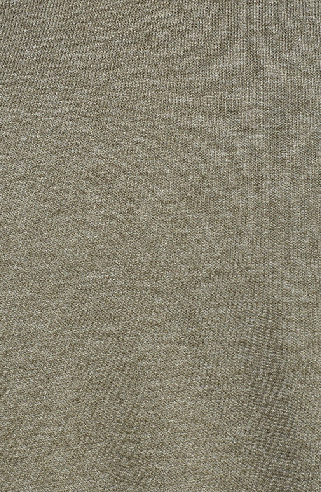One-Button Fleece Cardigan,                             Alternate thumbnail 75, color,