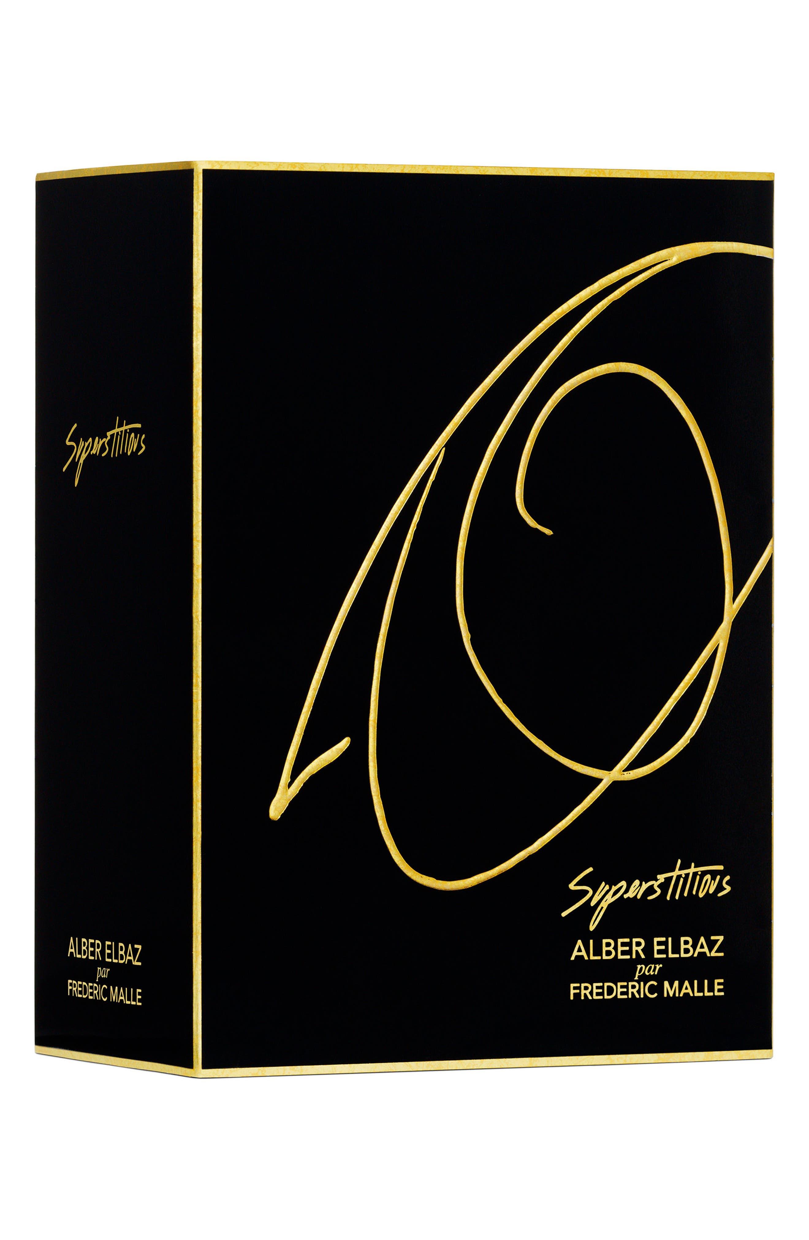 Editions de Parfums Frédéric Malle Alber Elbaz Superstitious Large Eau de Parfum,                             Alternate thumbnail 3, color,                             NO COLOR