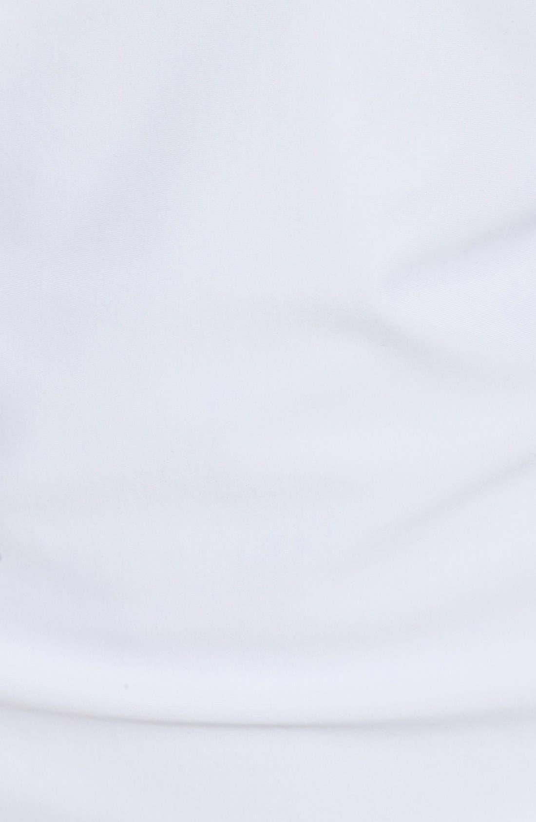 'Sonja' Long Sleeve Half Zip Convertible Swimdress,                             Alternate thumbnail 39, color,