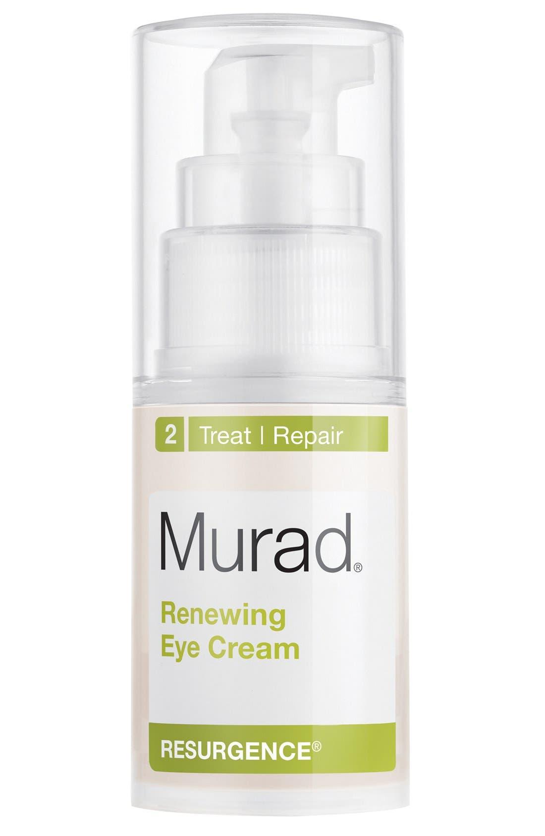 Renewing Eye Cream,                             Main thumbnail 1, color,                             NO COLOR