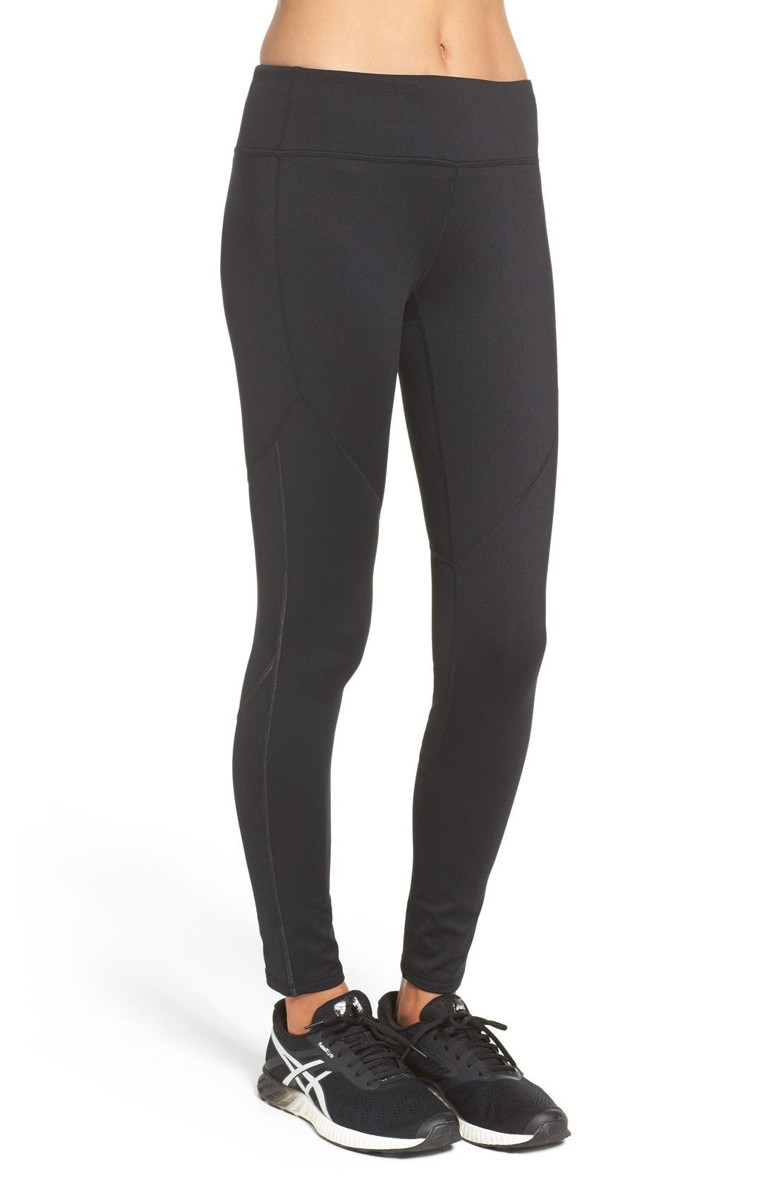 Heat It Up Running Tights,                             Alternate thumbnail 4, color,