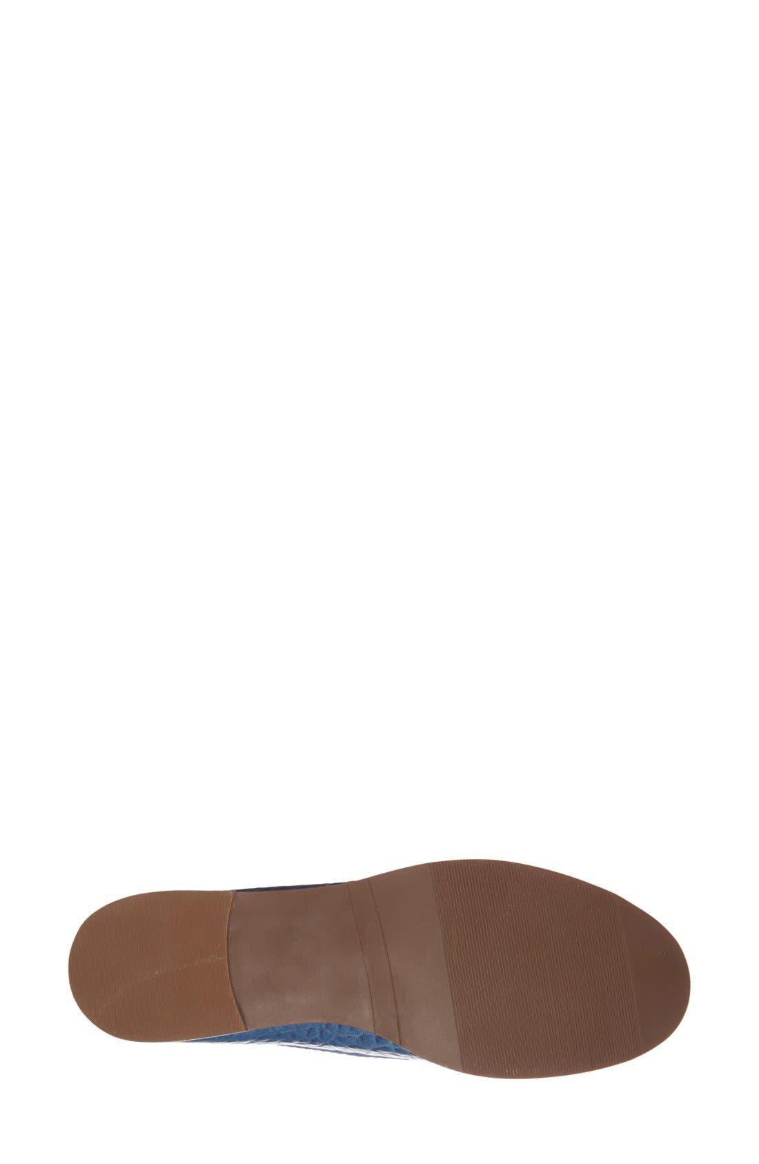 'East Village' Loafer,                             Alternate thumbnail 4, color,                             400