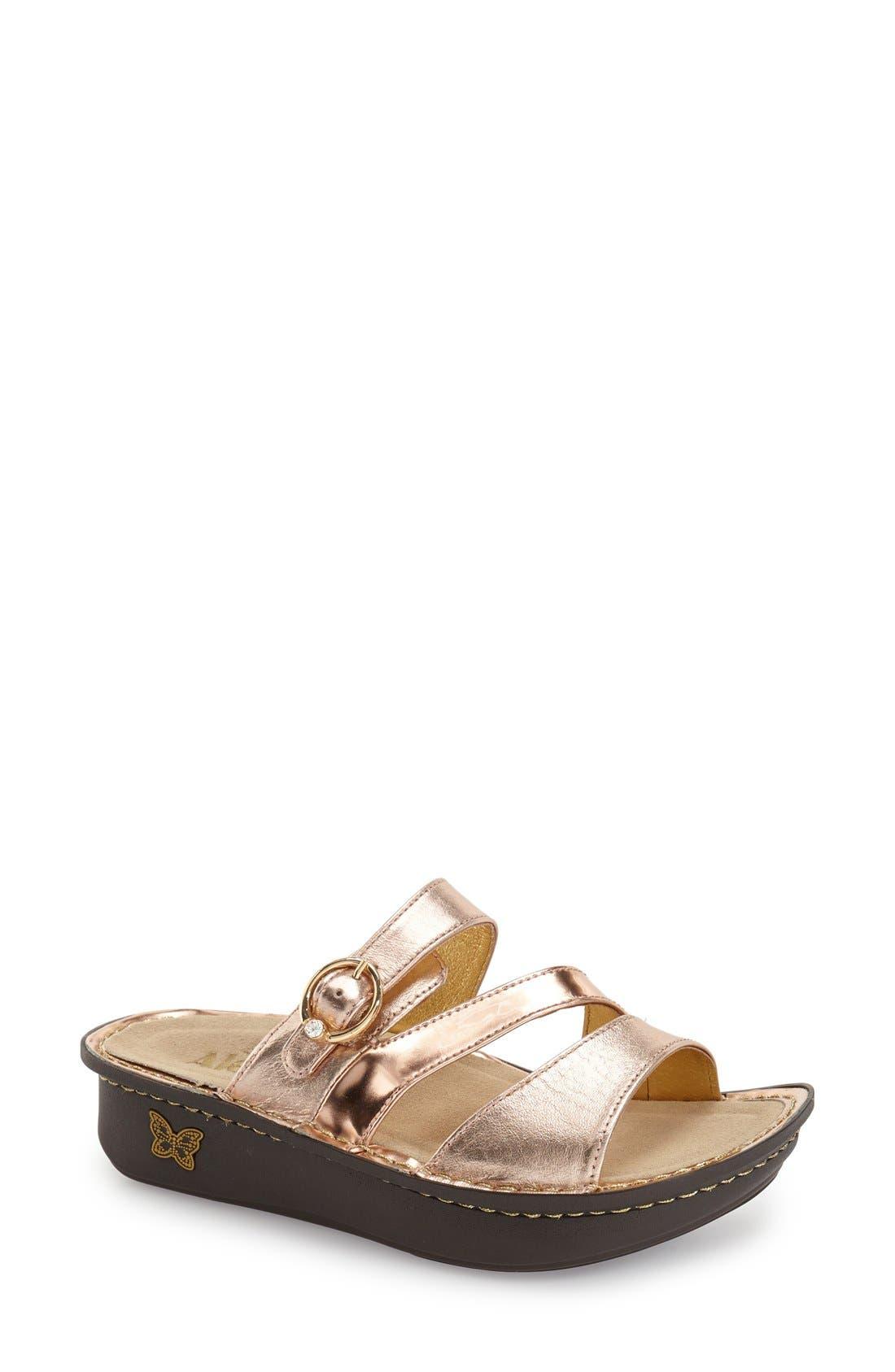 'Colette' Platform Sandal,                             Main thumbnail 10, color,