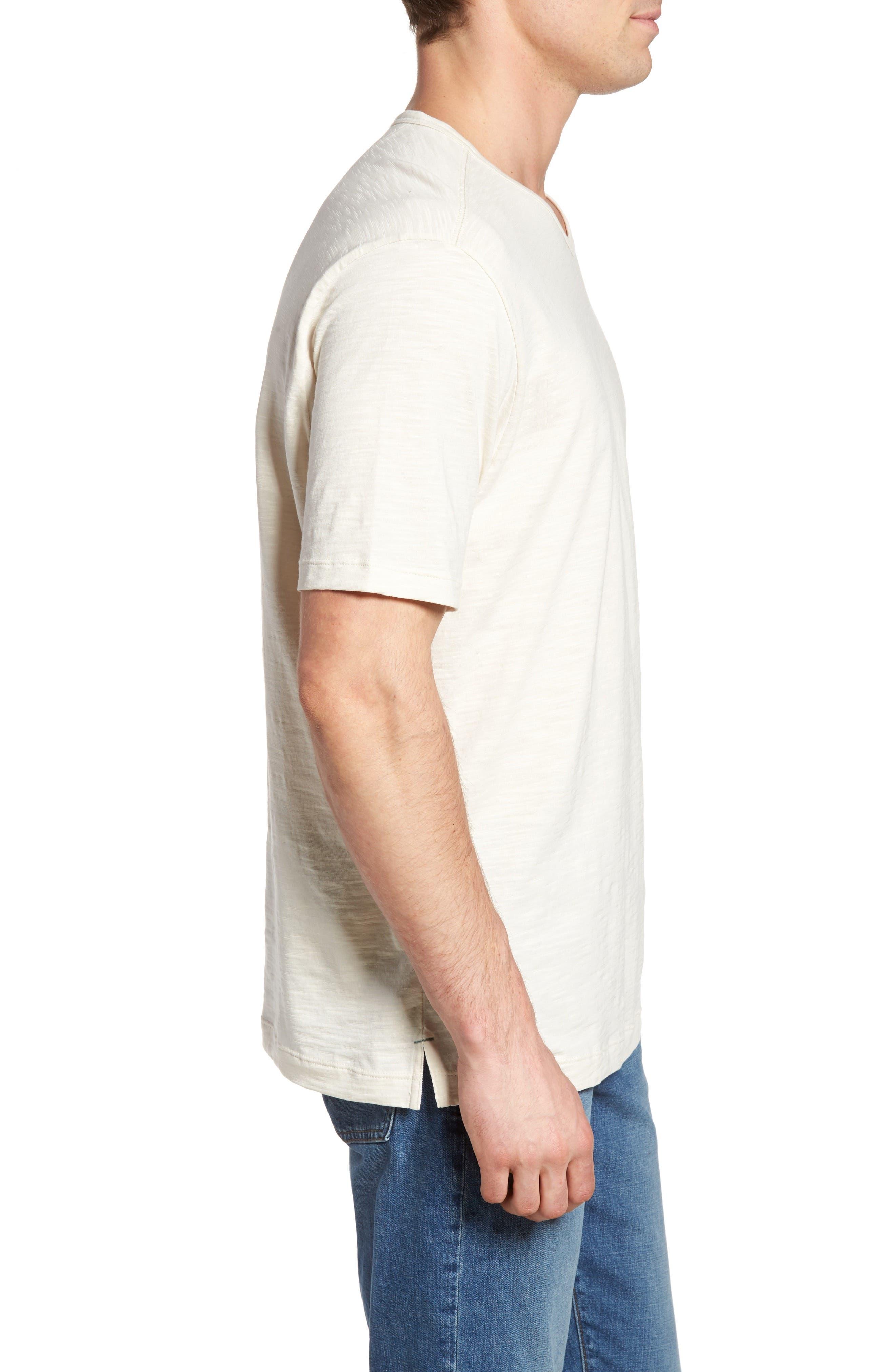 'Portside Player' Pima Cotton T-Shirt,                             Alternate thumbnail 33, color,