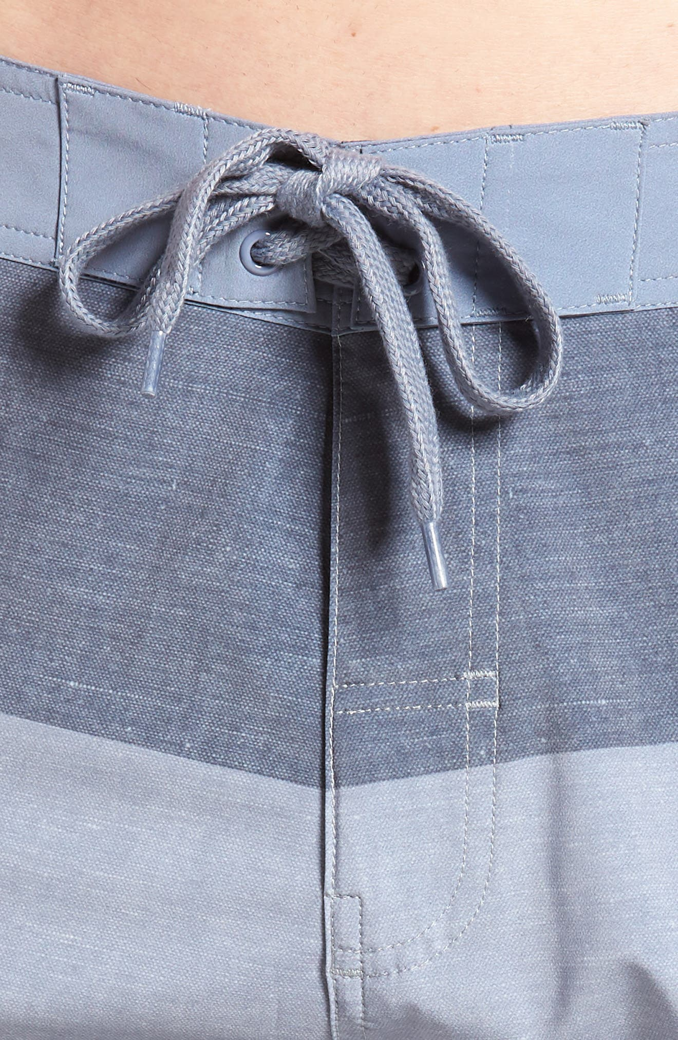 Seegrid Regular Fit Board Shorts,                             Alternate thumbnail 4, color,                             401