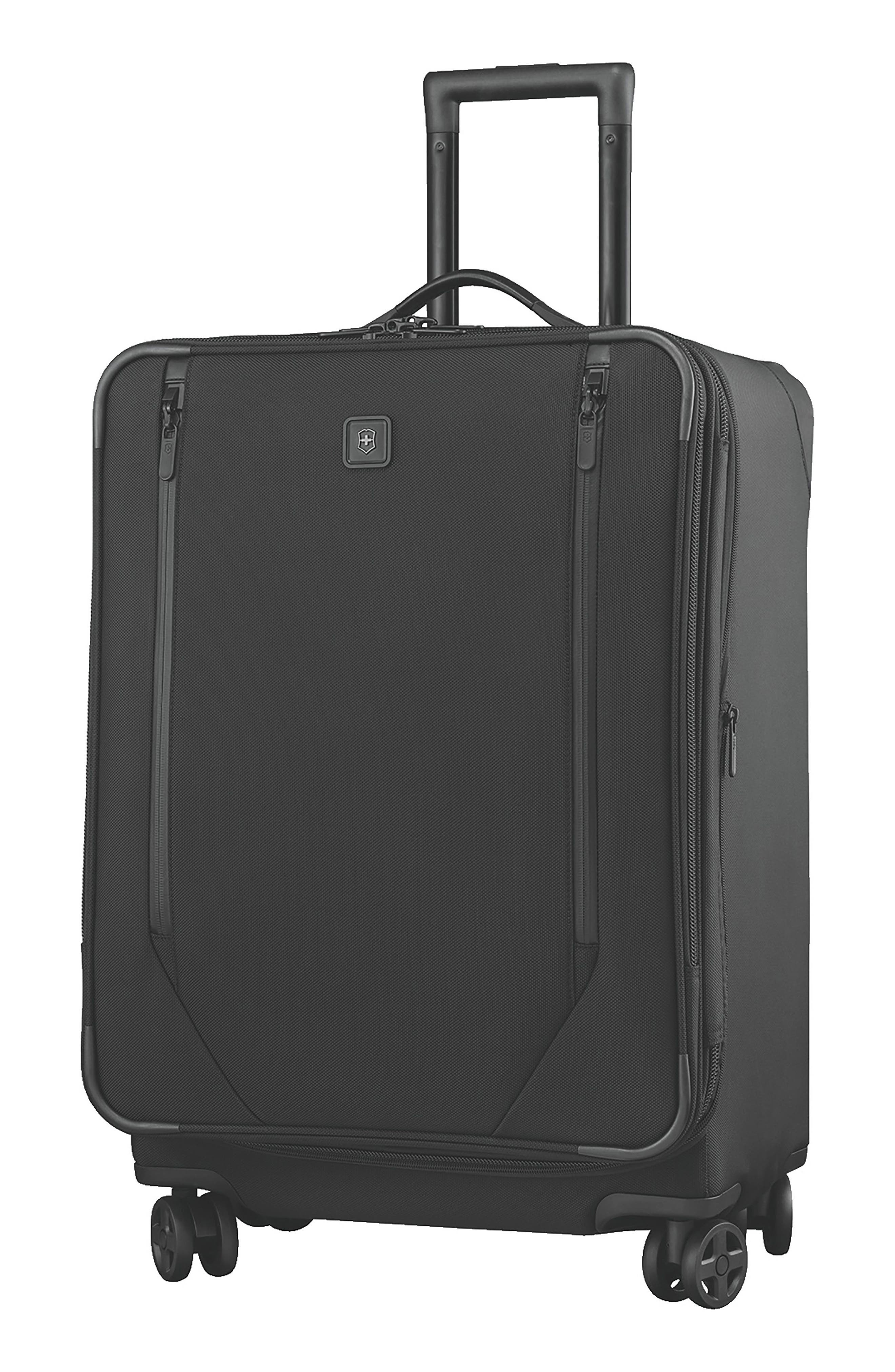 Lexicon 2.0 26-Inch Wheeled Suitcase,                             Main thumbnail 1, color,                             BLACK