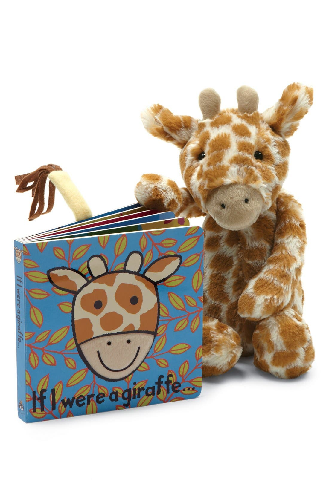 'If I Were a Giraffe…' Book,                             Alternate thumbnail 2, color,