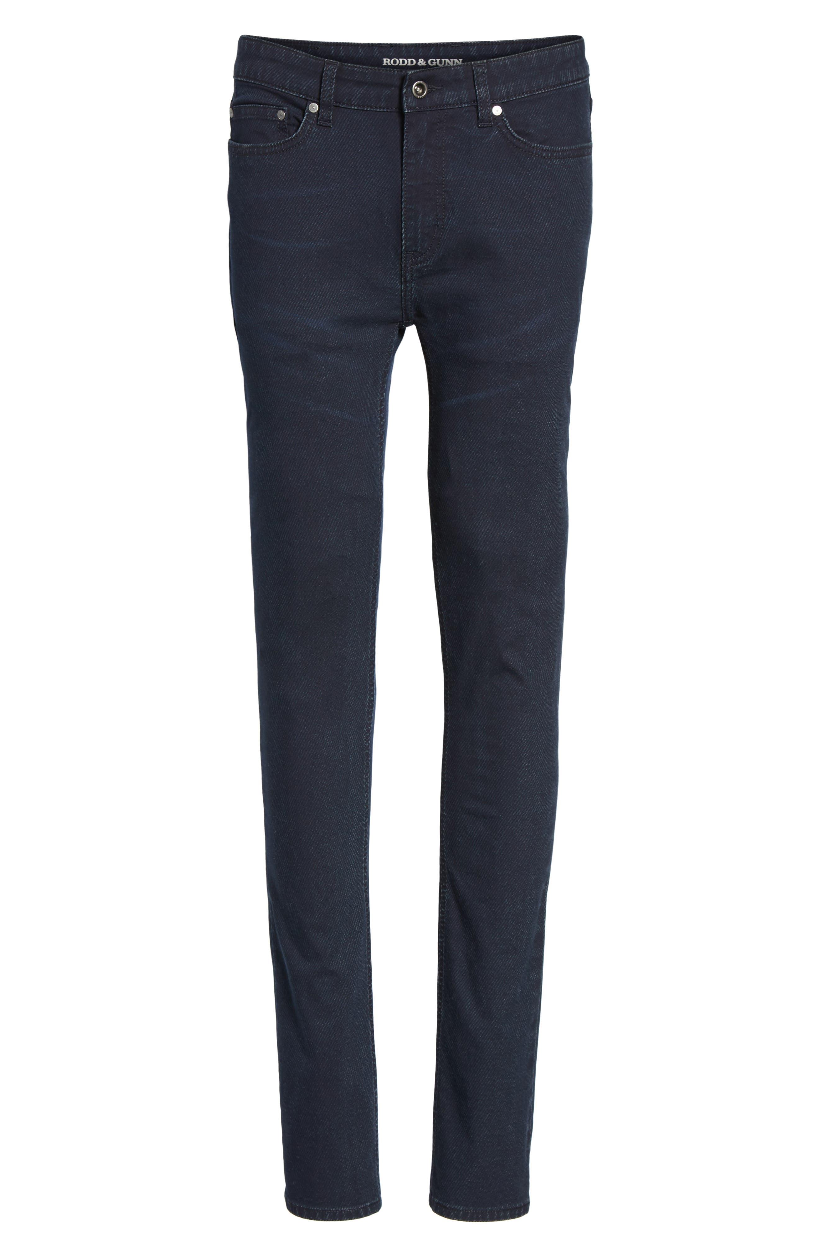 Palmwood Slim Fit Jeans,                             Alternate thumbnail 6, color,                             411