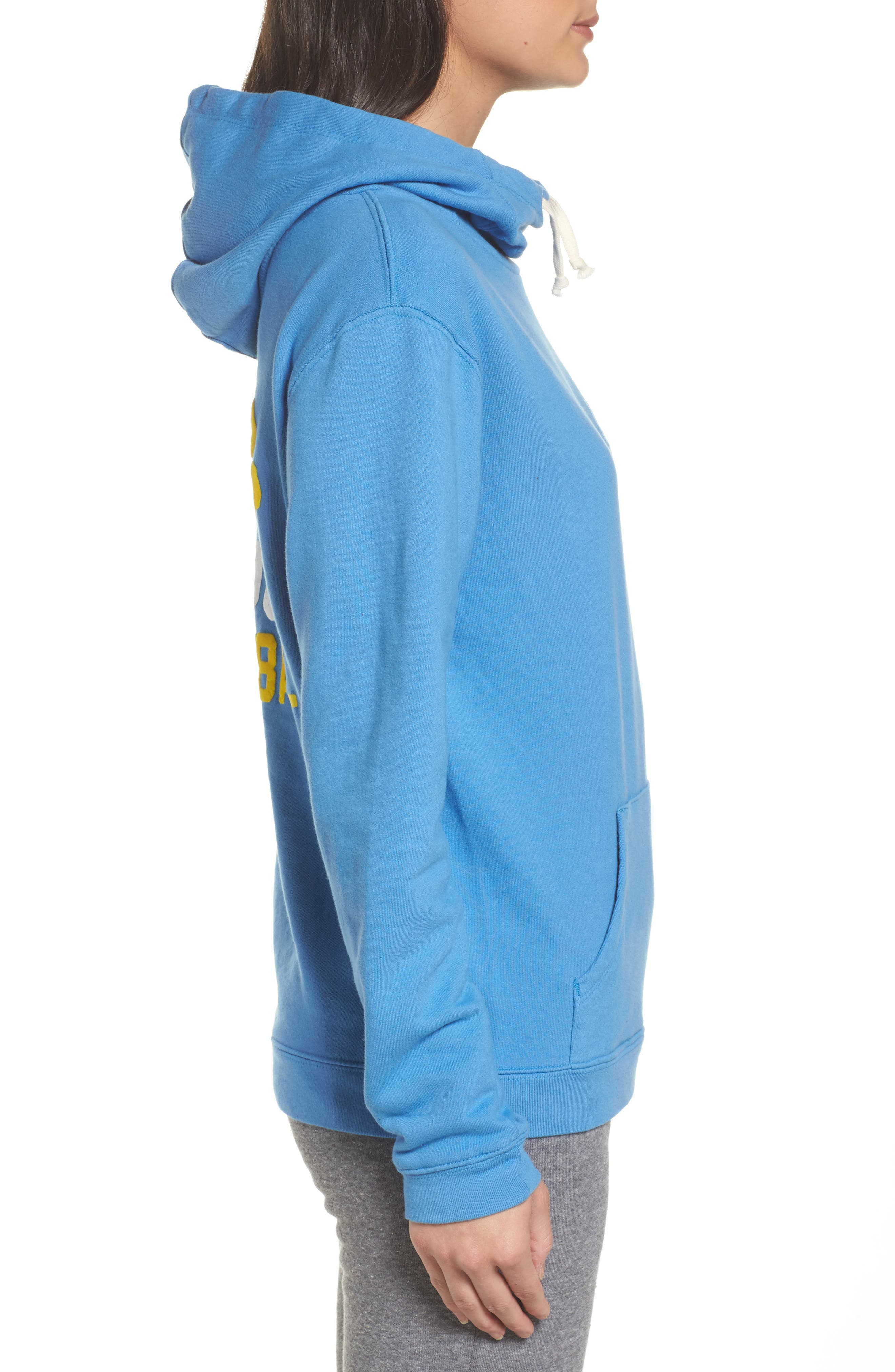 NFL Los Angeles Chargers Sunday Hoodie,                             Alternate thumbnail 3, color,                             422