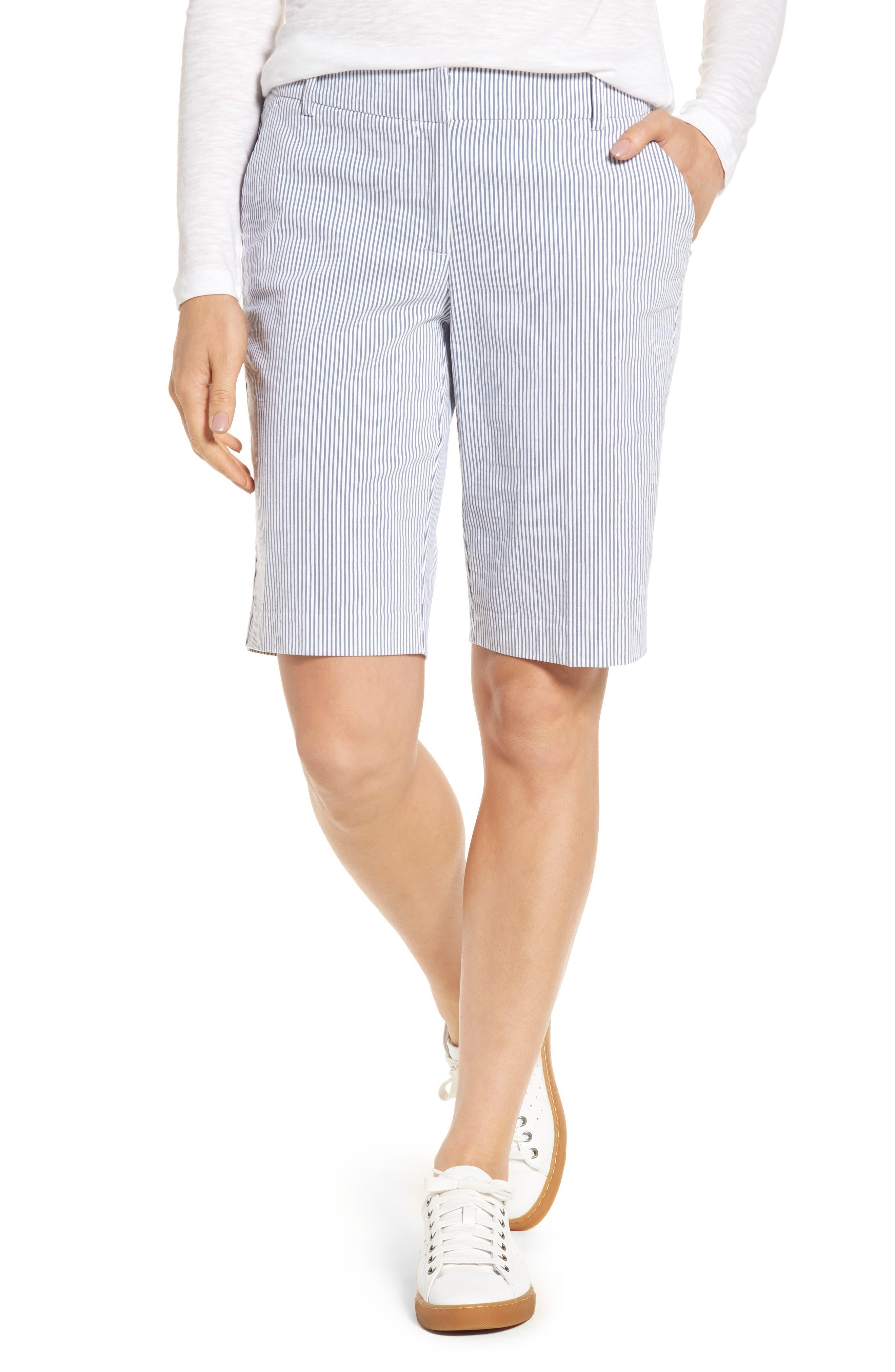Stretch Bermuda Shorts,                             Main thumbnail 2, color,