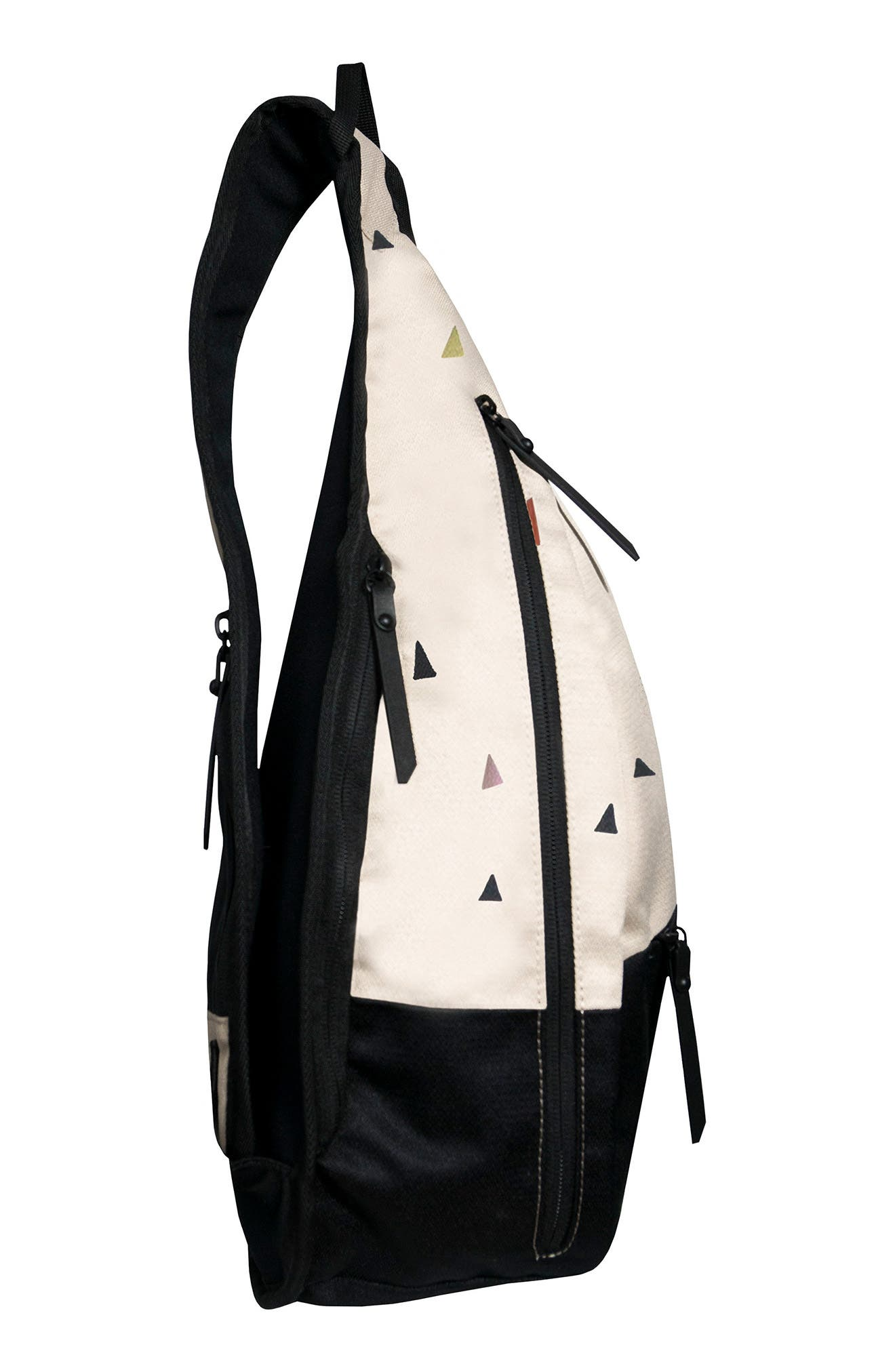 Esprit Sling Backpack,                             Alternate thumbnail 3, color,                             100