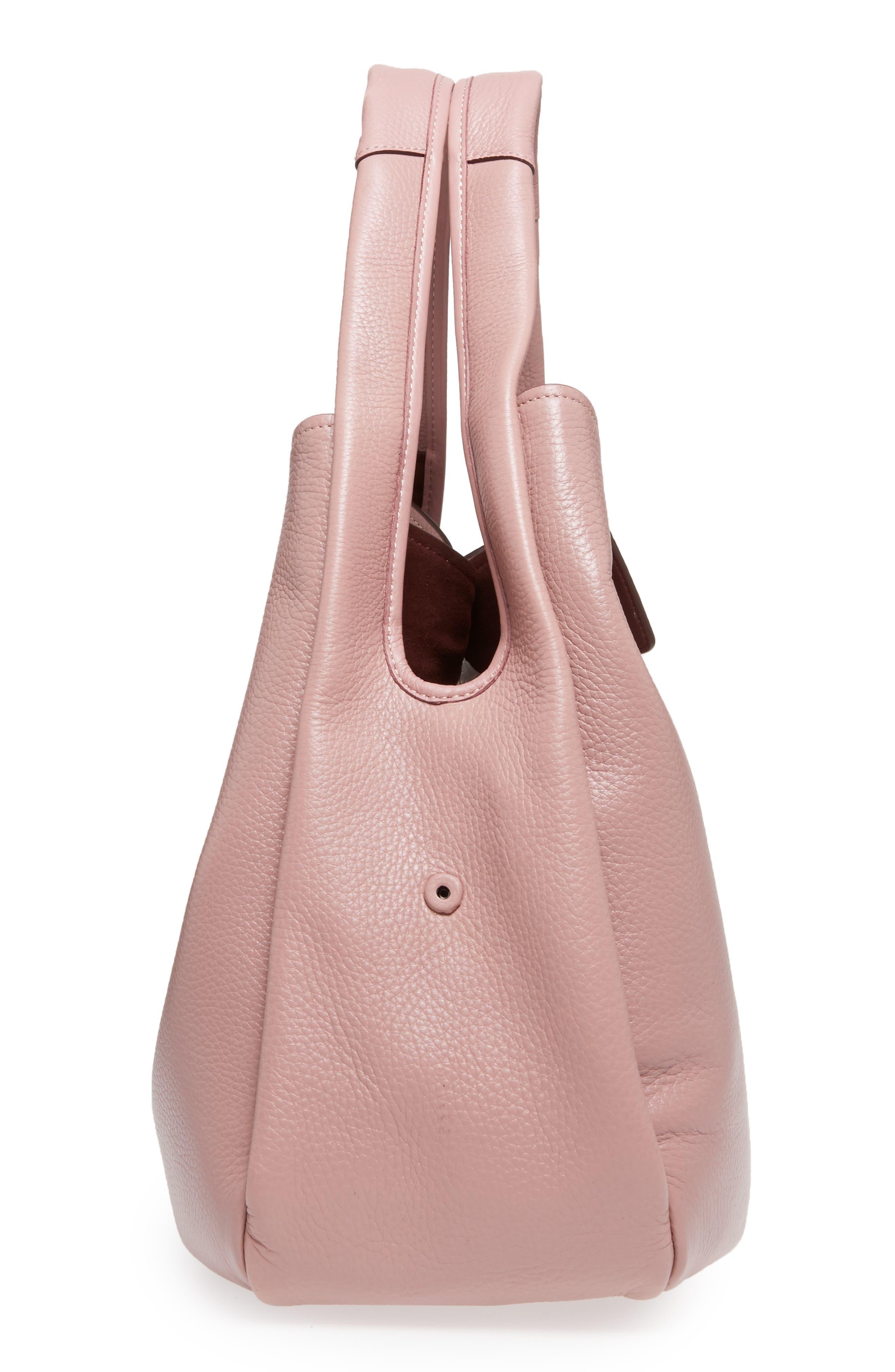 Bandit 39 Leather Hobo & Removable Shoulder Bag,                             Alternate thumbnail 6, color,                             650