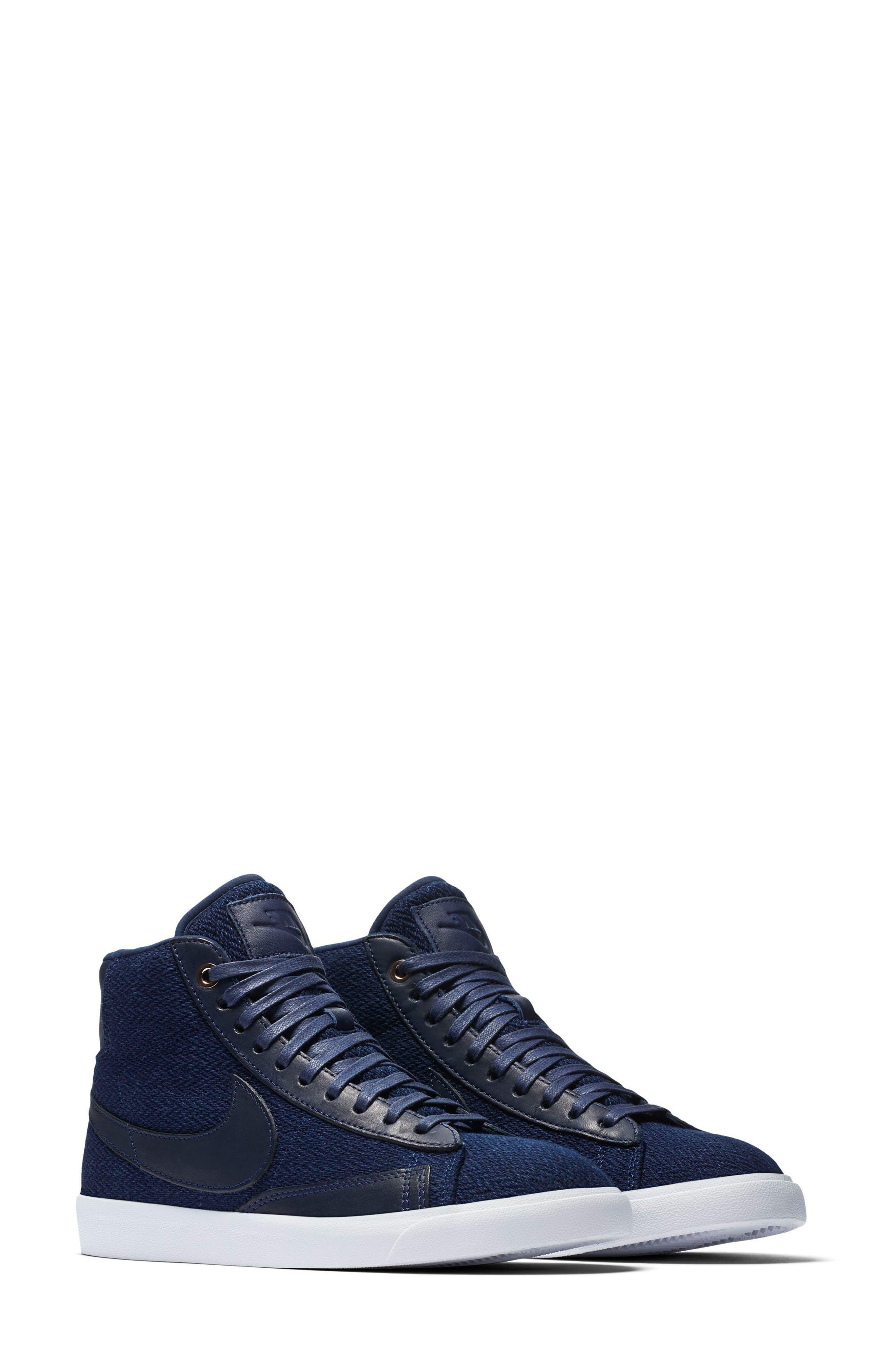Blazer Mid Premium LX Sneaker,                             Main thumbnail 1, color,                             400