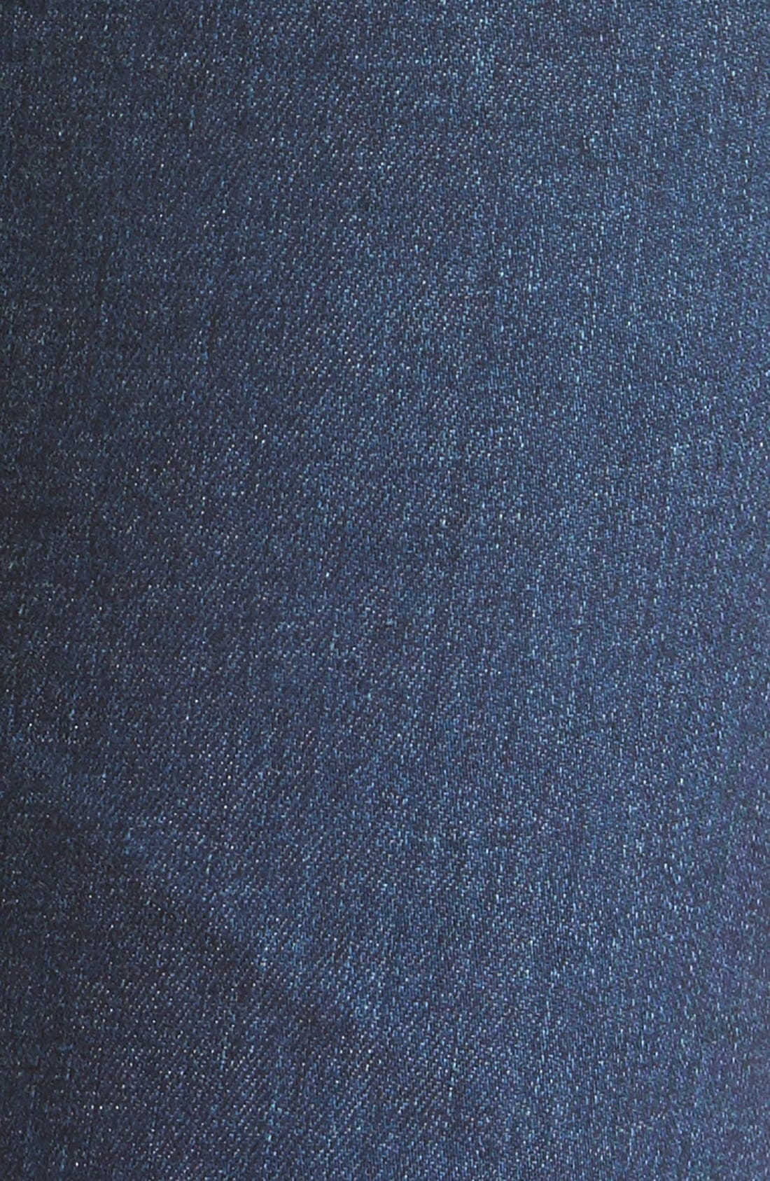 'The Farrah' High Rise Skinny Jeans,                             Alternate thumbnail 39, color,