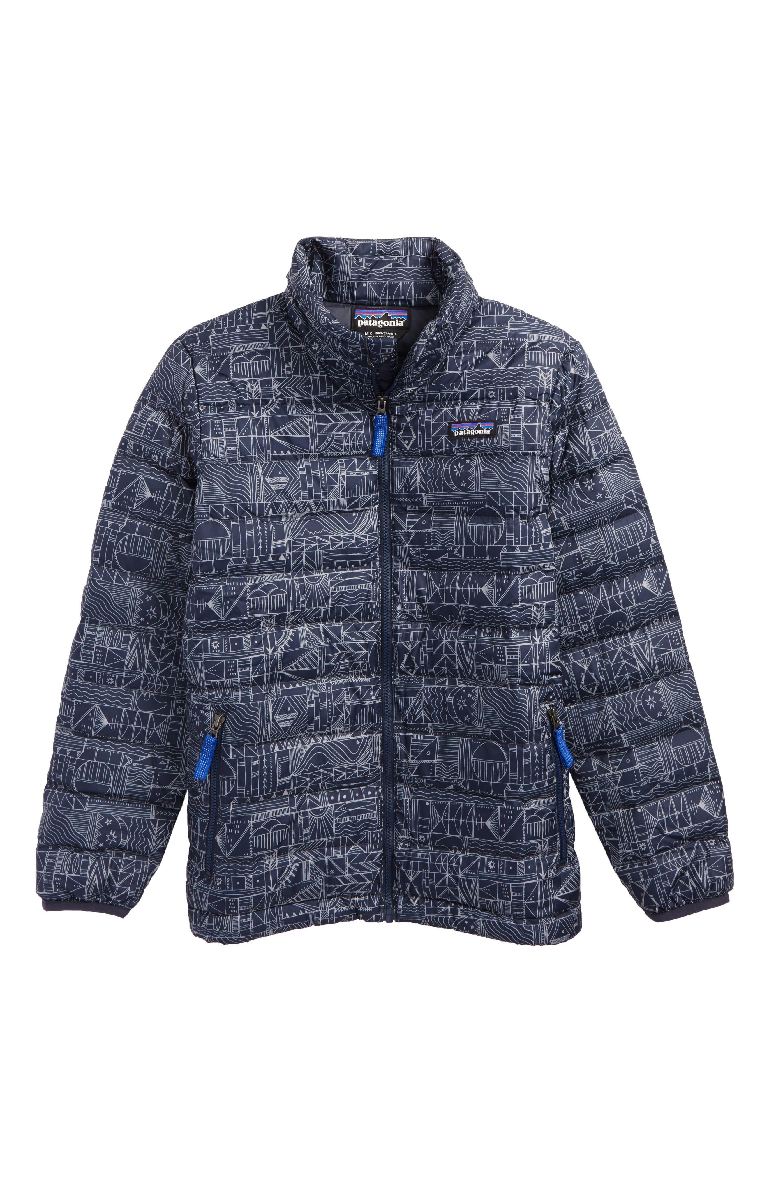 Down Sweater Jacket,                             Main thumbnail 1, color,