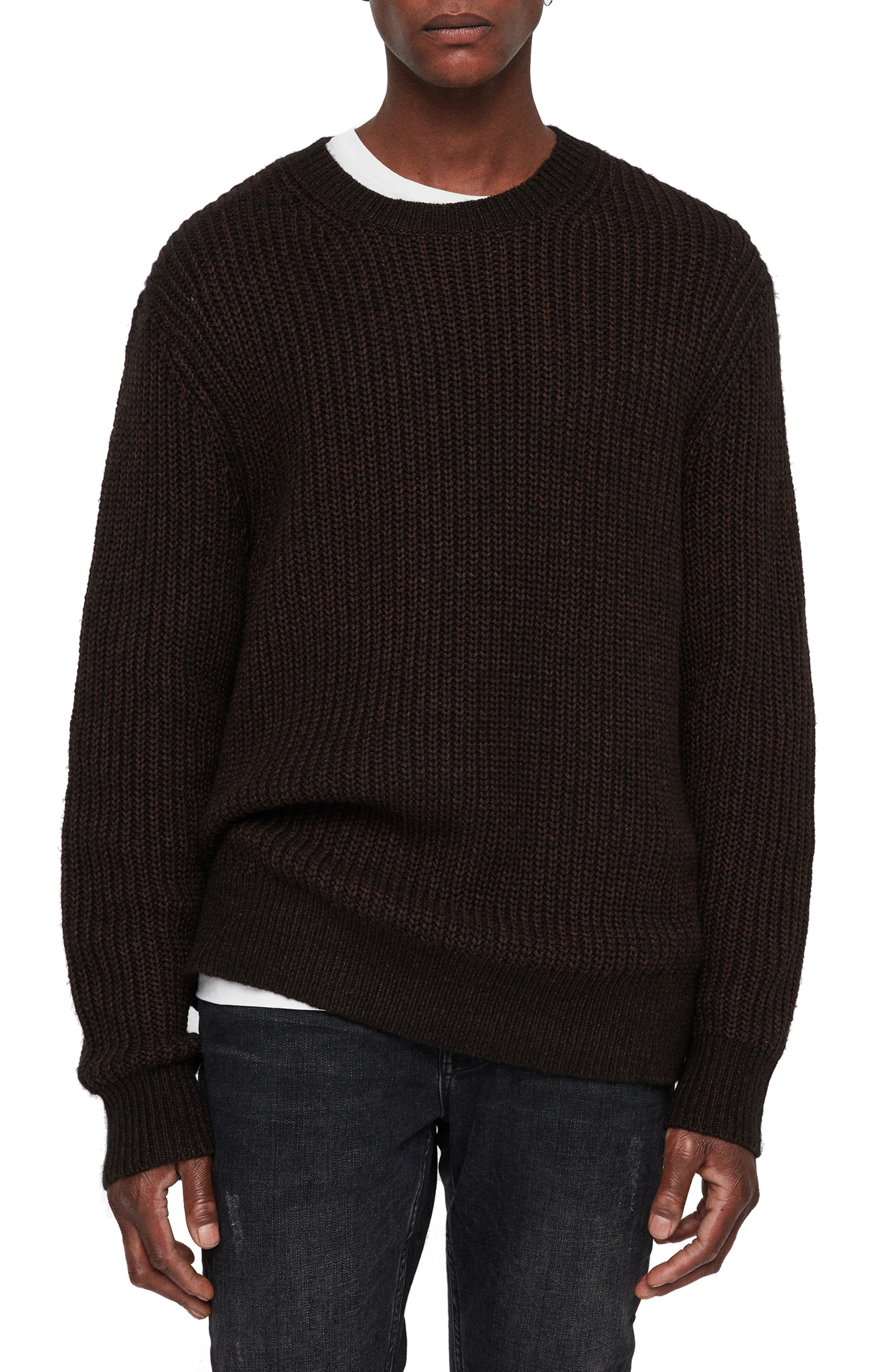 Tilman Regular Fit Sweater,                             Main thumbnail 1, color,                             001