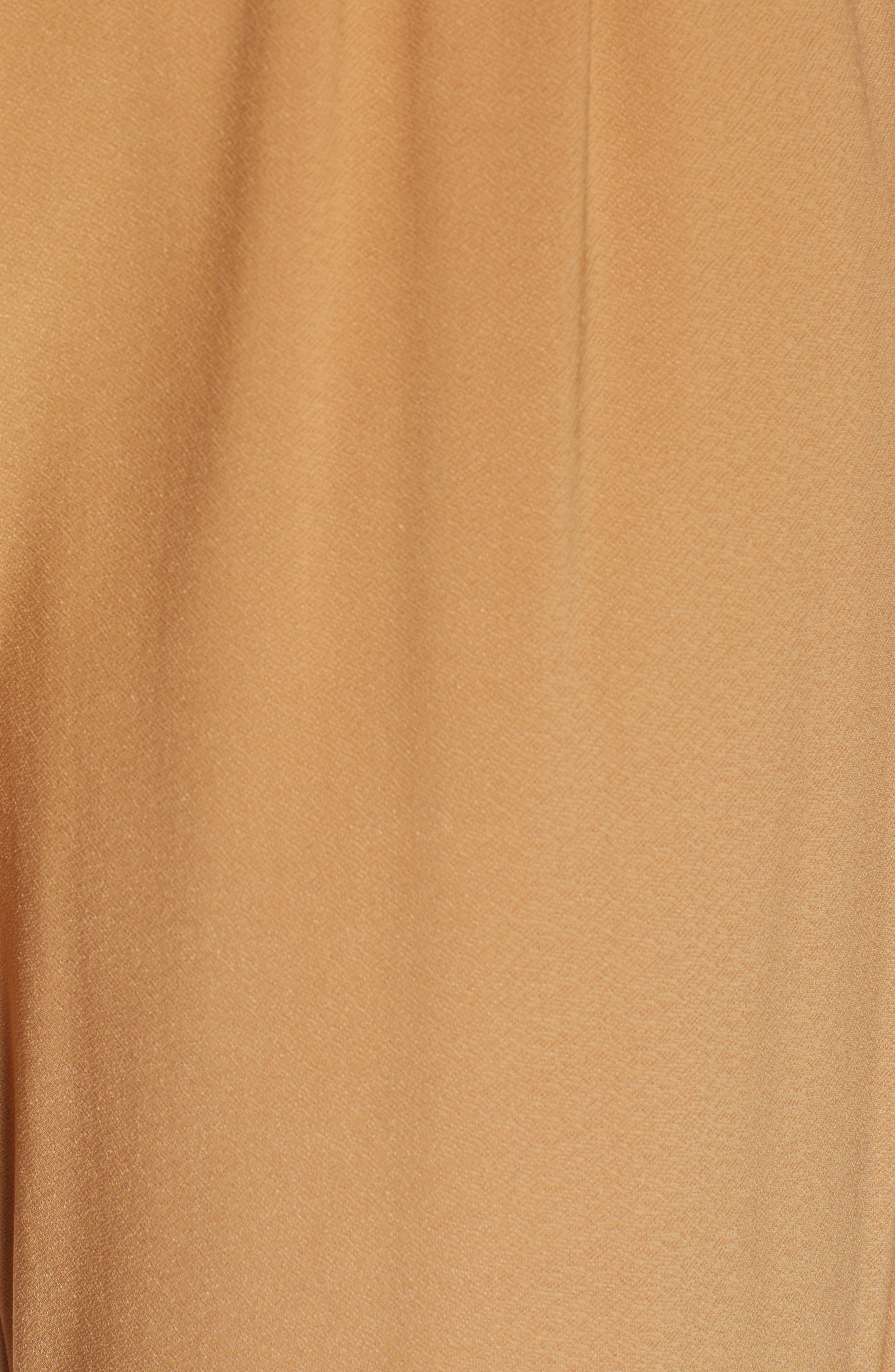 LEITH,                             Pleat Front Trousers,                             Alternate thumbnail 6, color,                             TAN DALE
