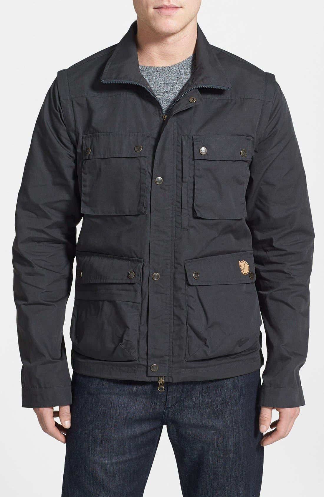'Reporter Lite' Slim Fit Jacket, Main, color, 024