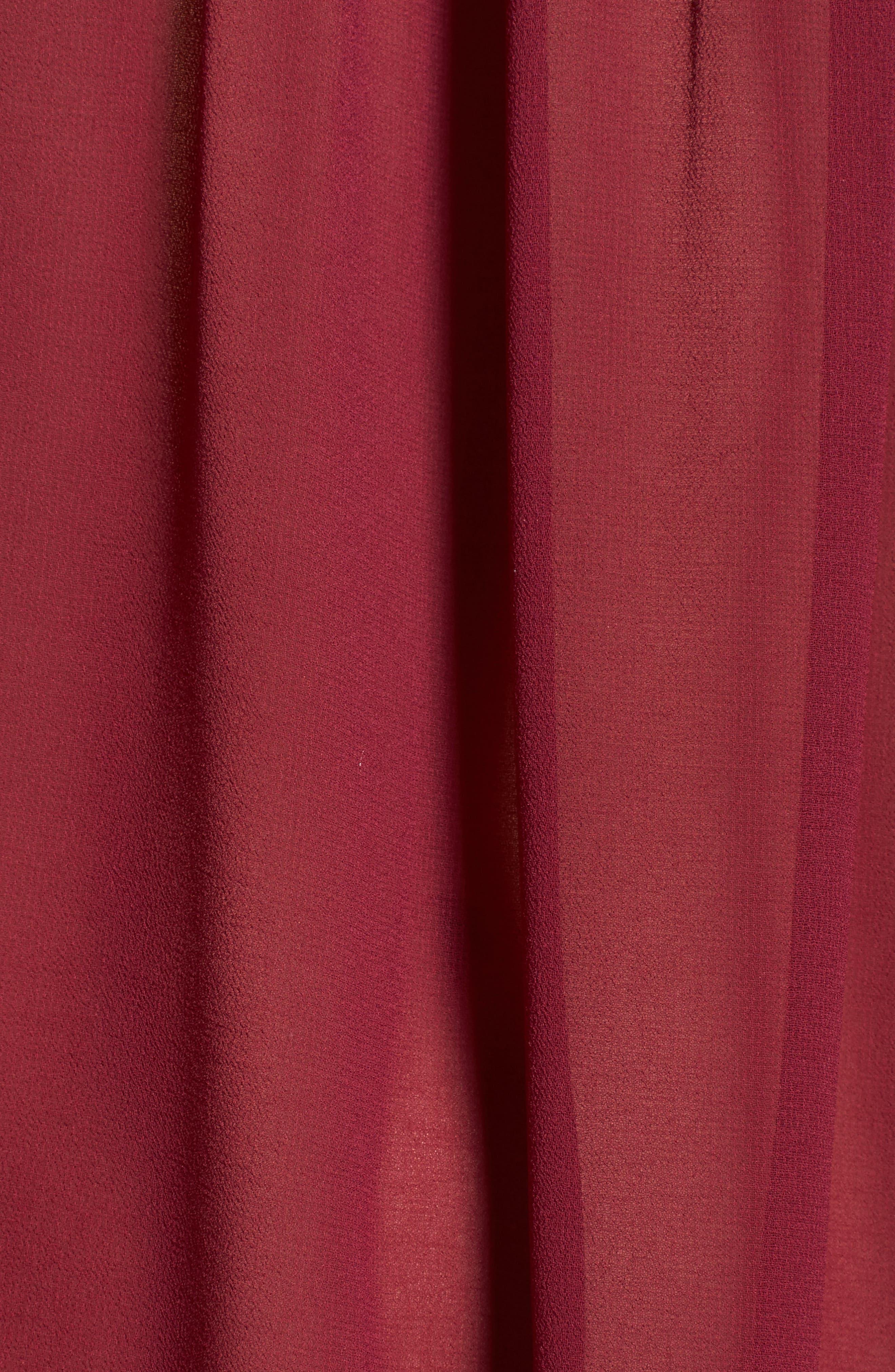 Anete Bardot Cover-Up Dress,                             Alternate thumbnail 5, color,                             501