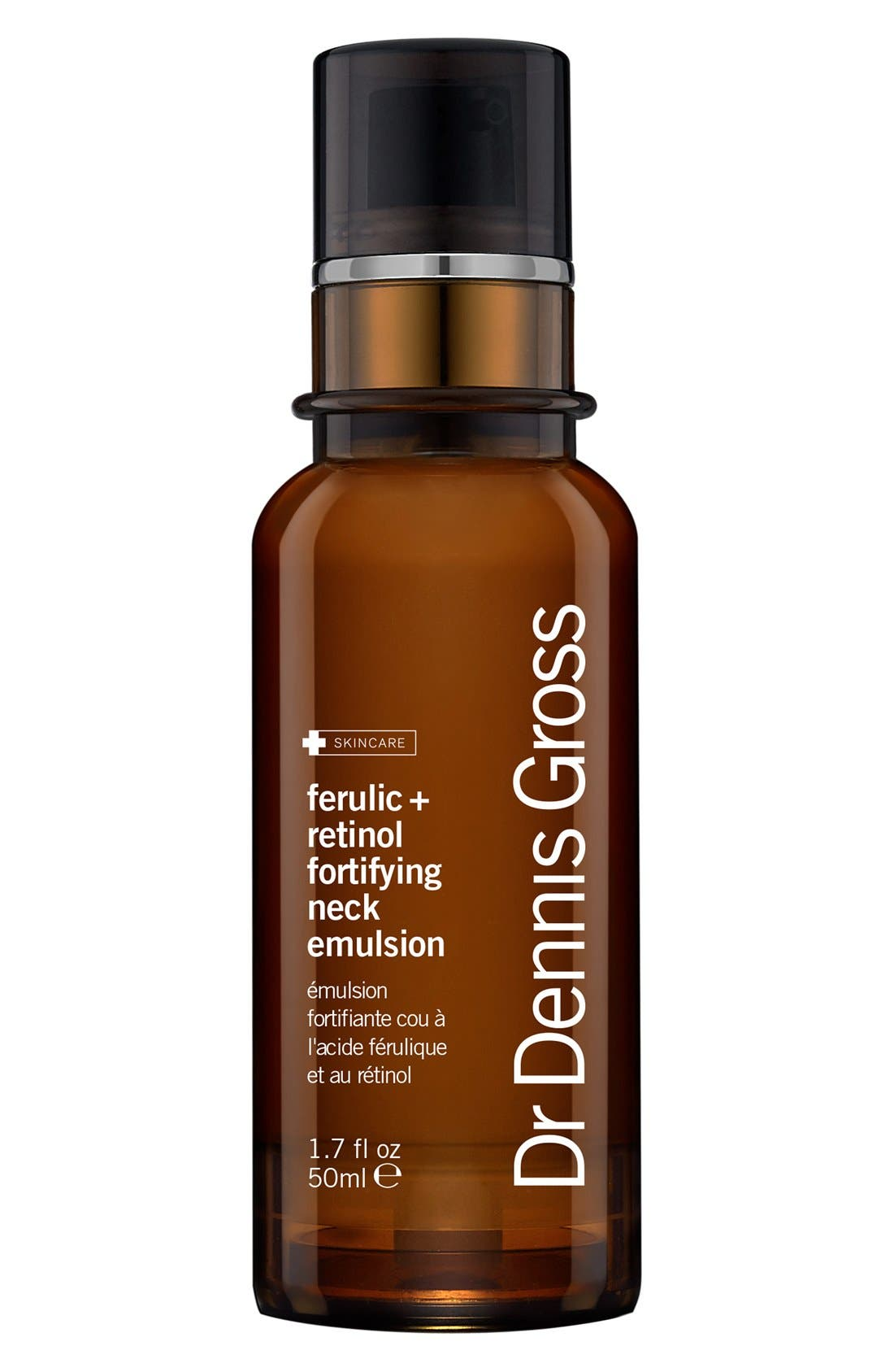 'Ferulic + Retinol' Fortifying Neck Emulsion,                         Main,                         color, NONE