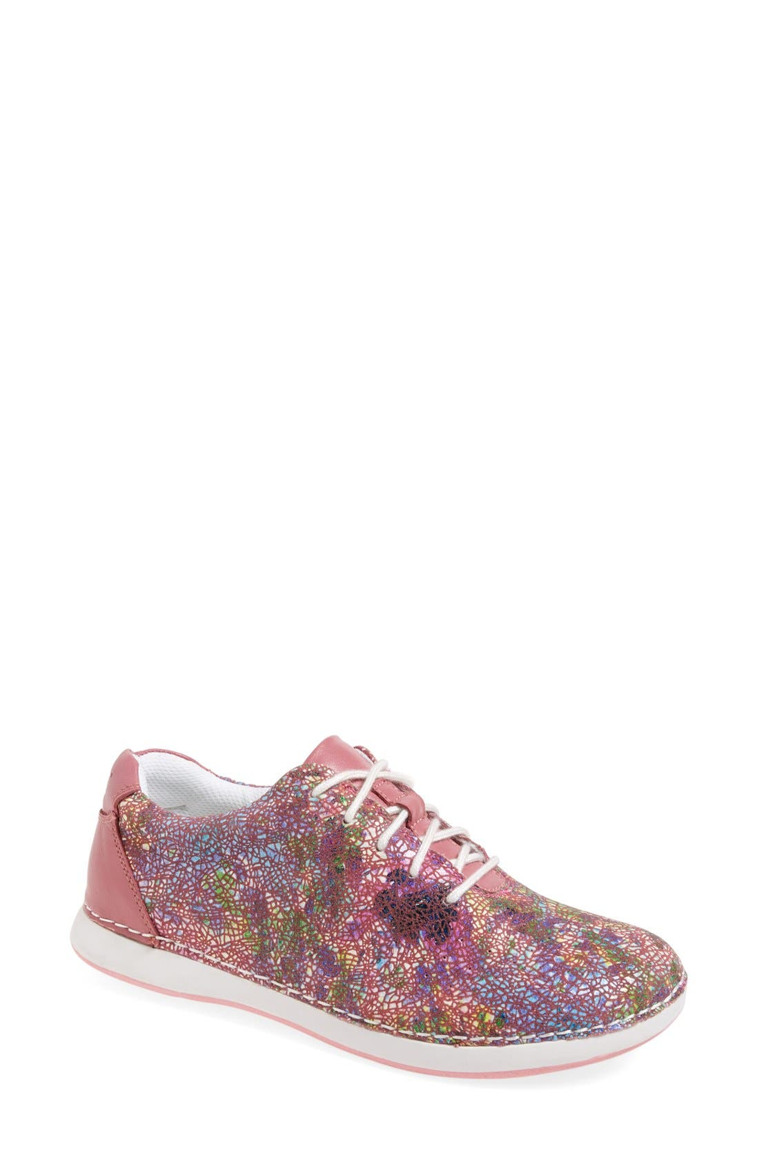 Essence Lace-Up Leather Oxford,                             Main thumbnail 31, color,